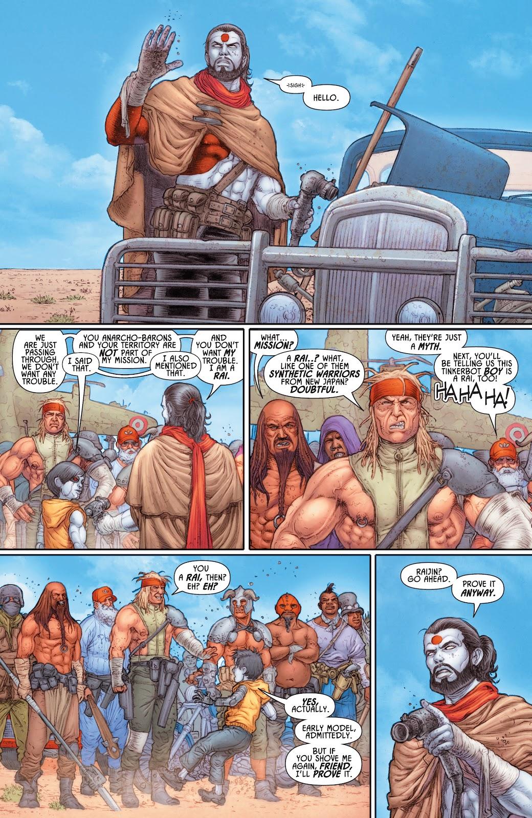 Read online Bloodshot (2019) comic -  Issue #1 - 26