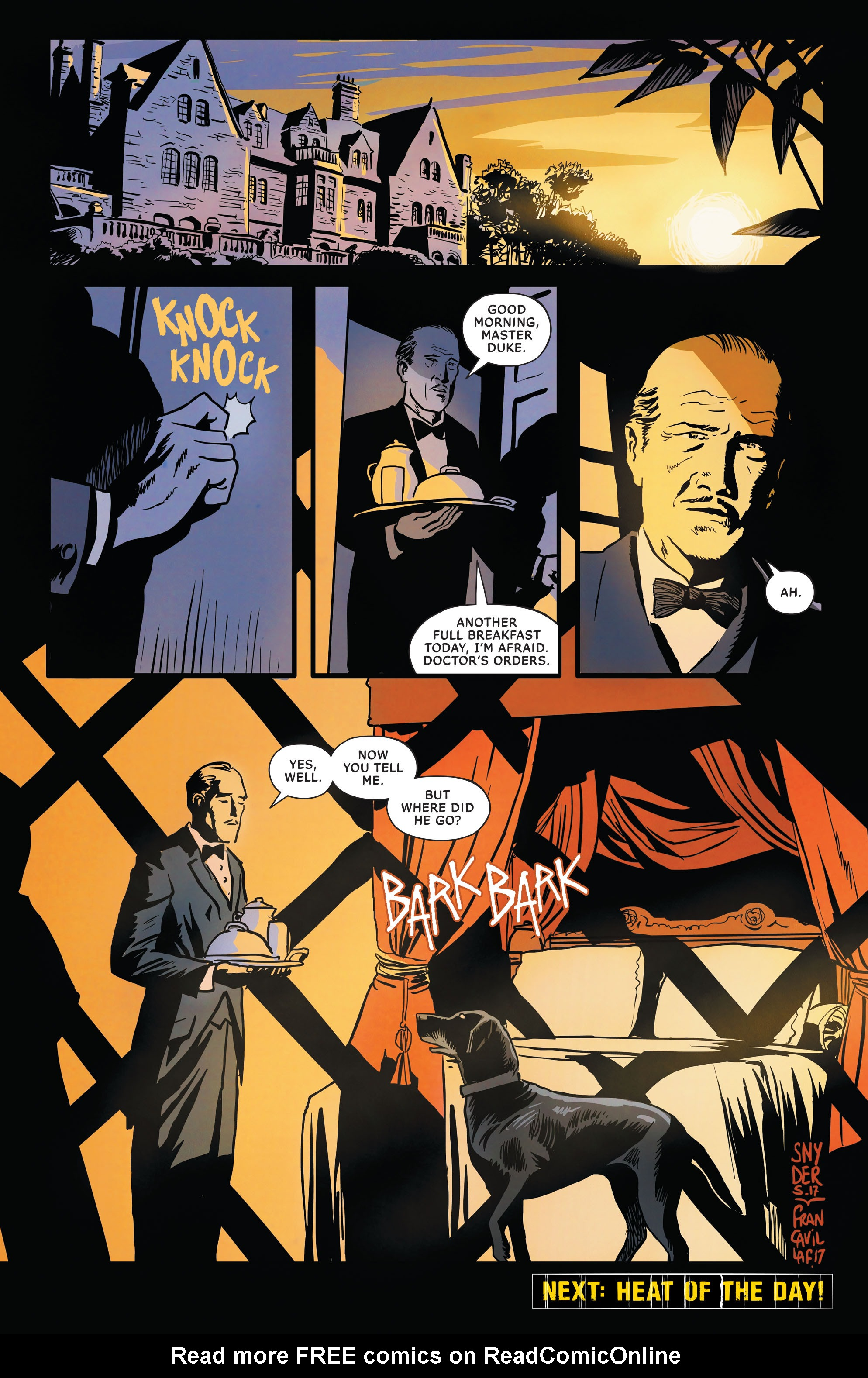 Read online All-Star Batman comic -  Issue #7 - 33