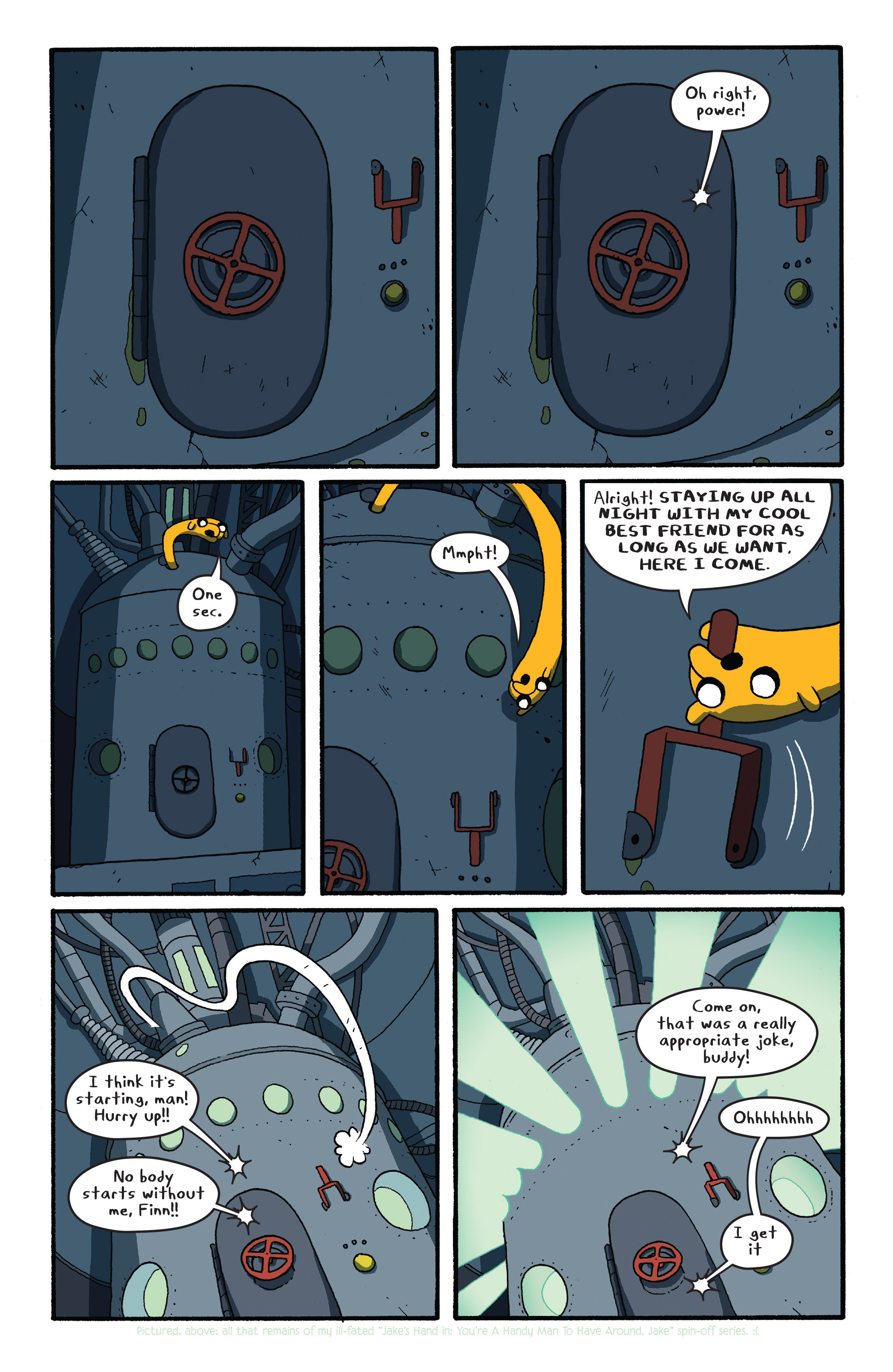 Read online Adventure Time comic -  Issue #Adventure Time _TPB 6 - 49