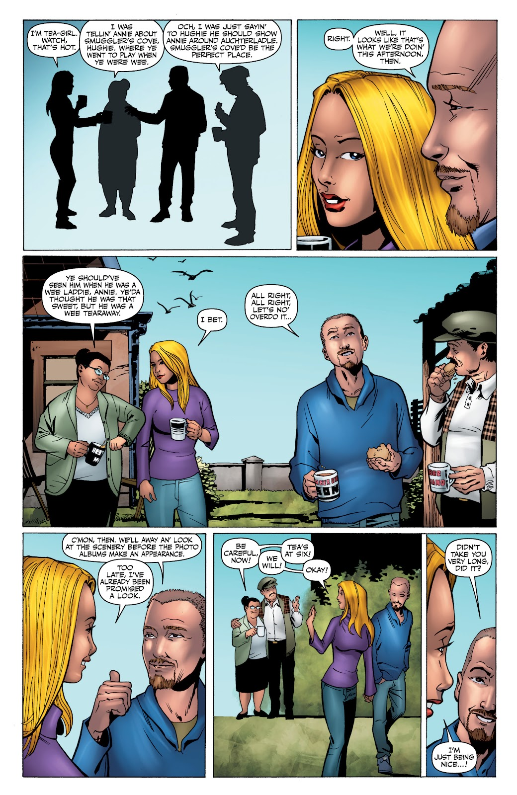 Read online The Boys Omnibus comic -  Issue # TPB 4 (Part 4) - 13