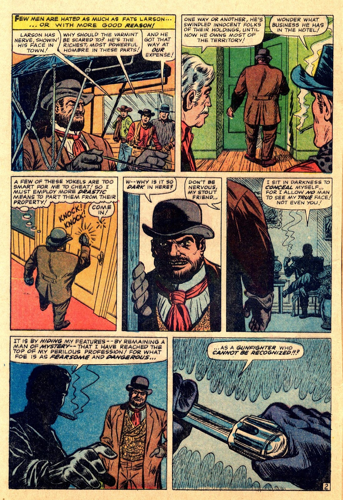 The Rawhide Kid (1955) issue 49 - Page 4