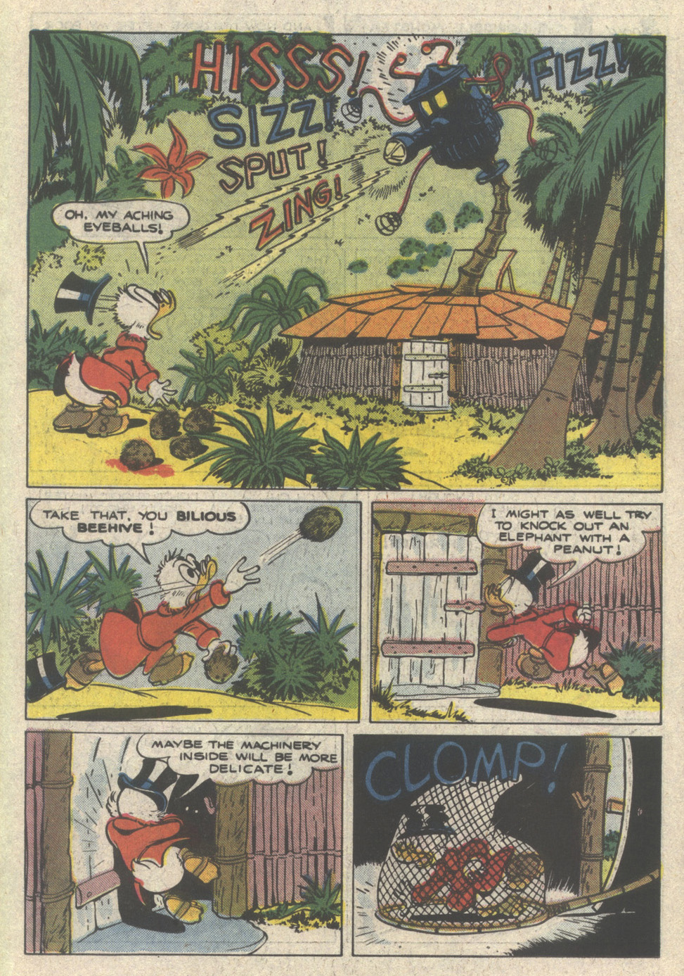 Read online Uncle Scrooge (1953) comic -  Issue #222 - 23
