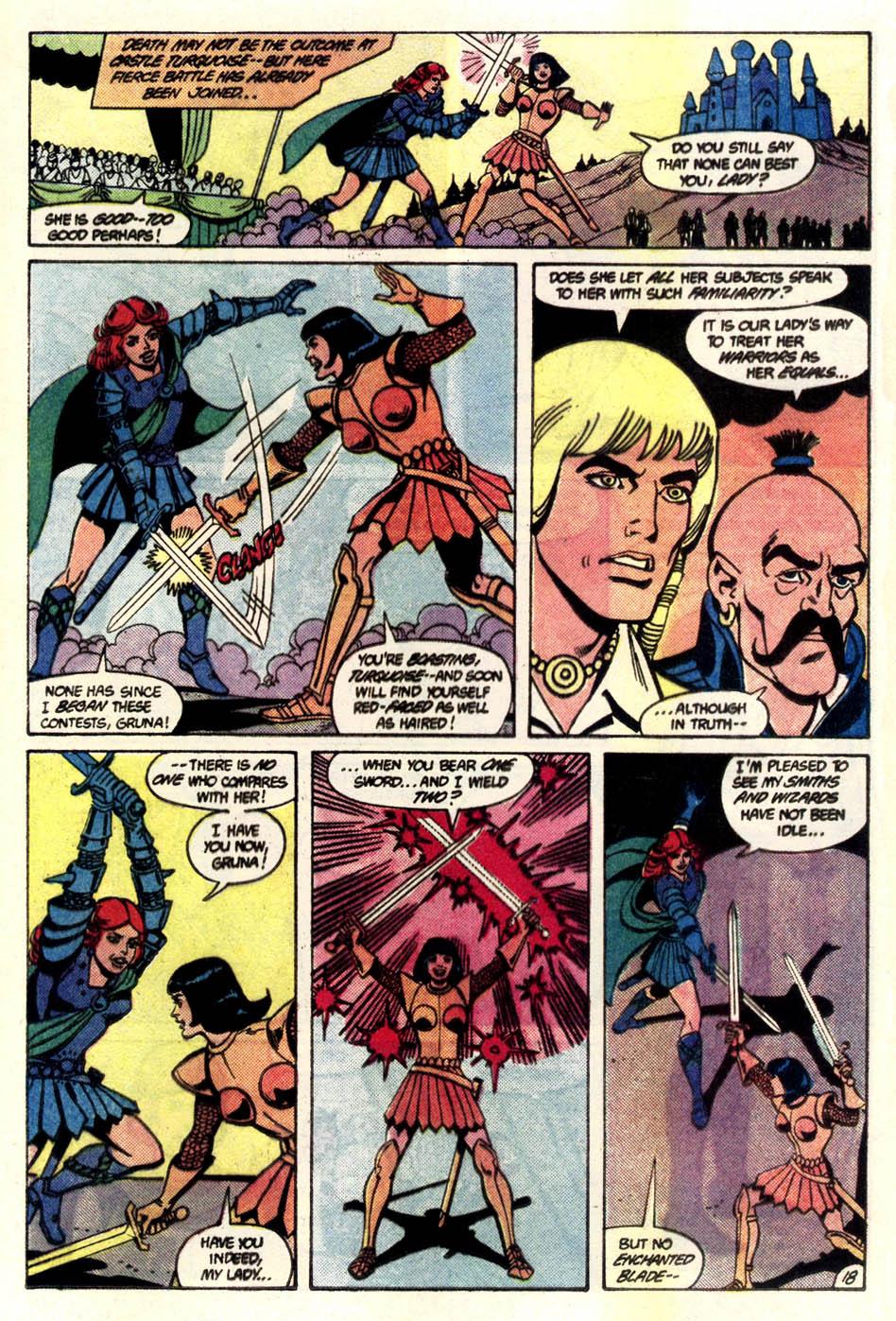 Read online Amethyst (1985) comic -  Issue #4 - 19