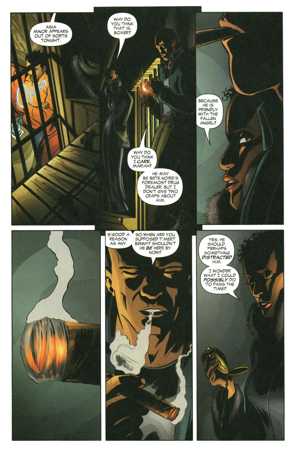 Read online Fallen Angel (2003) comic -  Issue #14 - 8