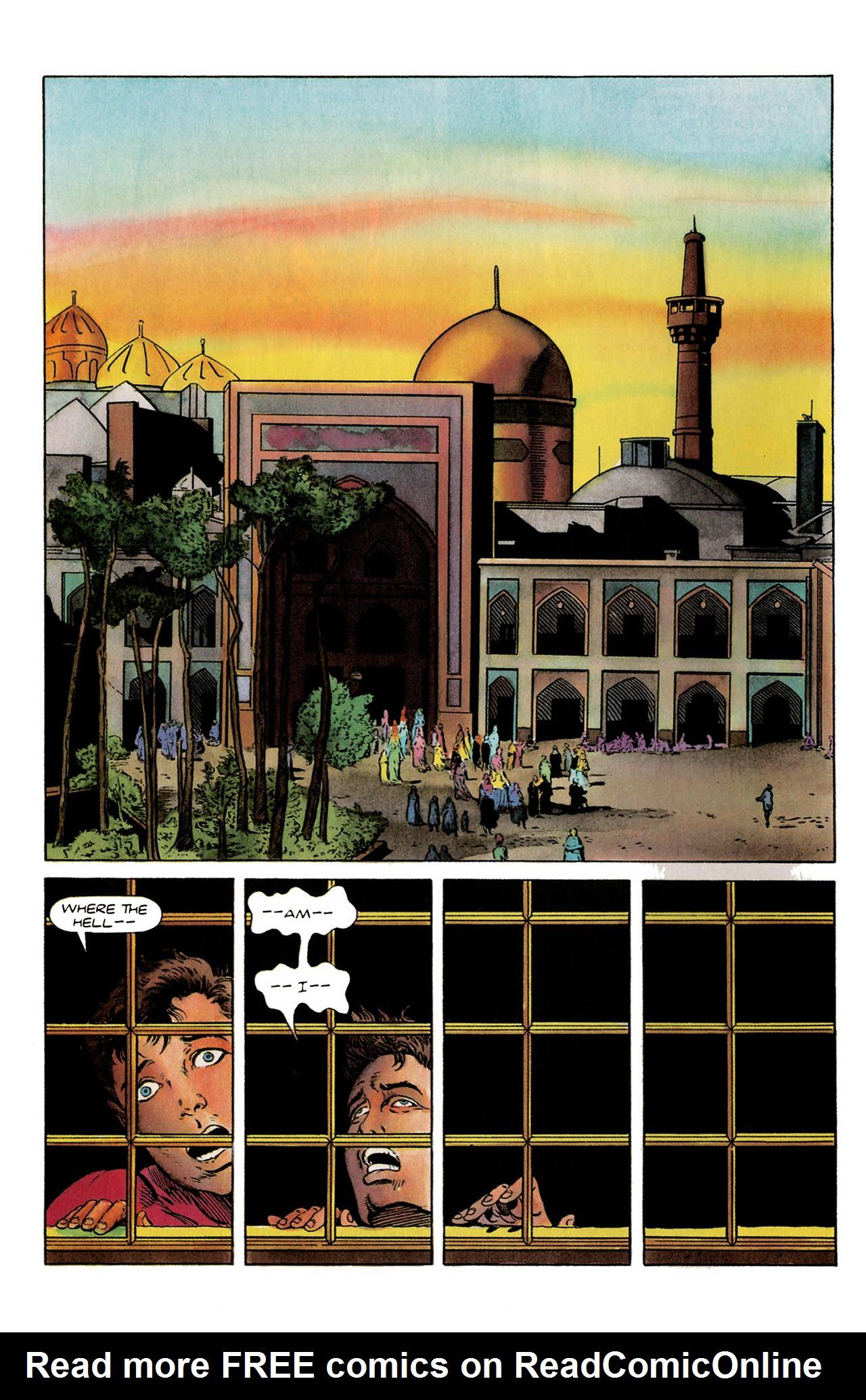 Read online Harbinger (1992) comic -  Issue #20 - 5