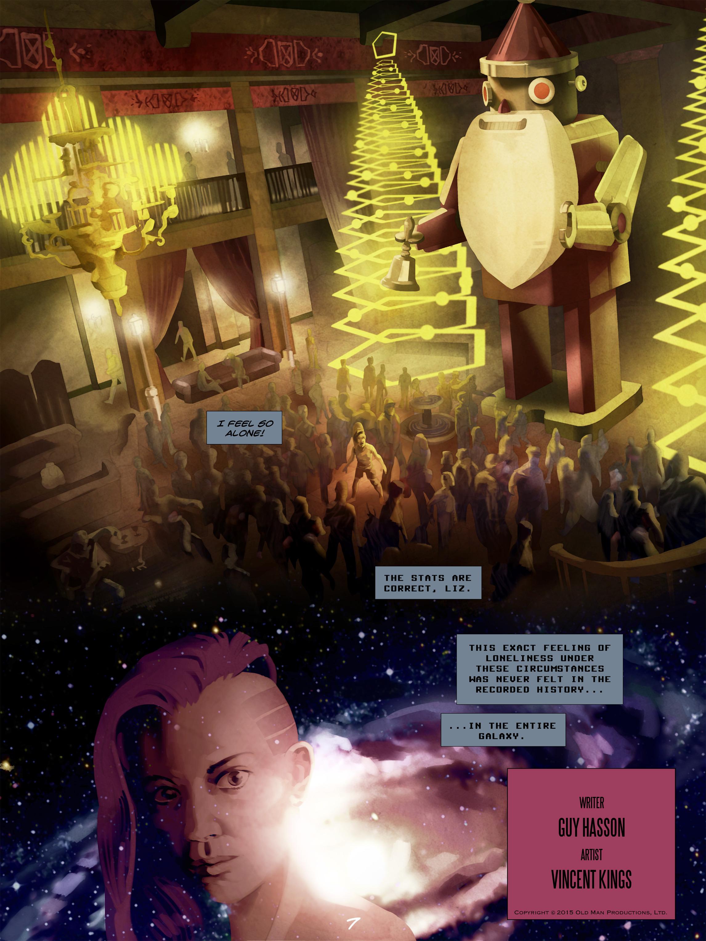 Read online Wynter comic -  Issue #5 - 8