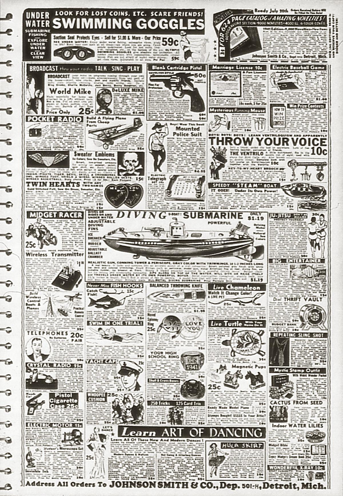 Read online Adventure Comics (1938) comic -  Issue #54 - 68