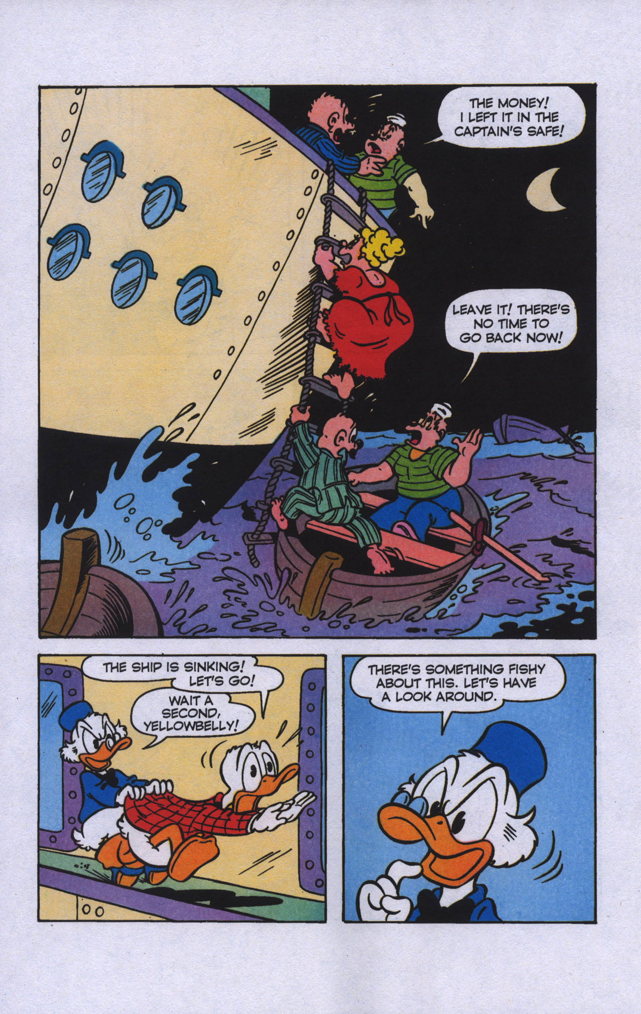 Read online Uncle Scrooge (1953) comic -  Issue #389 - 17