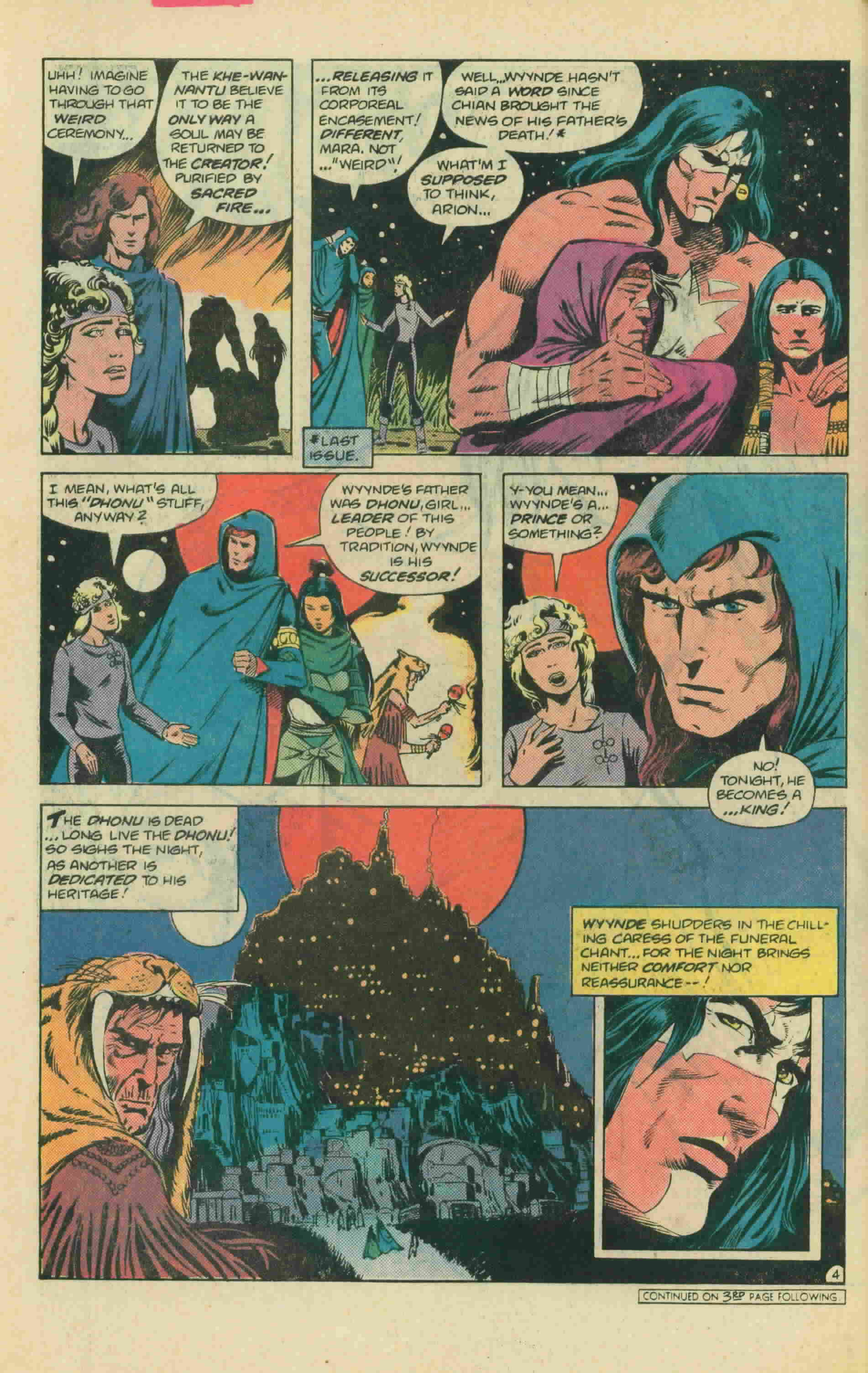 Read online Arion, Lord of Atlantis comic -  Issue #13 - 7