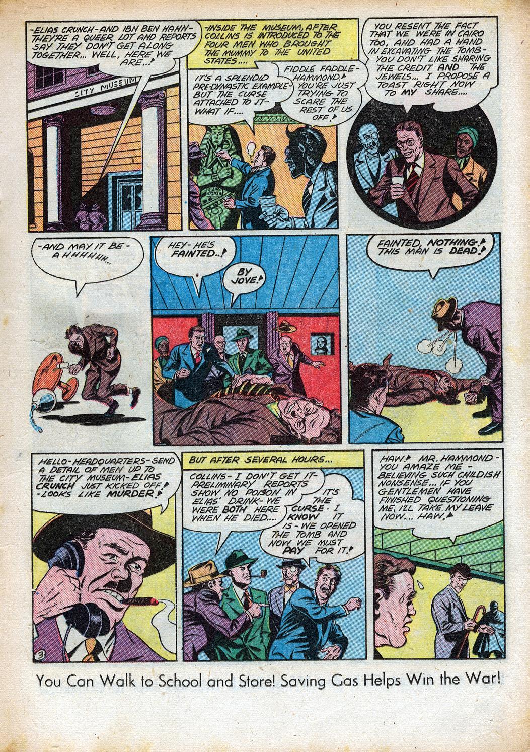 Read online Sensation (Mystery) Comics comic -  Issue #33 - 25