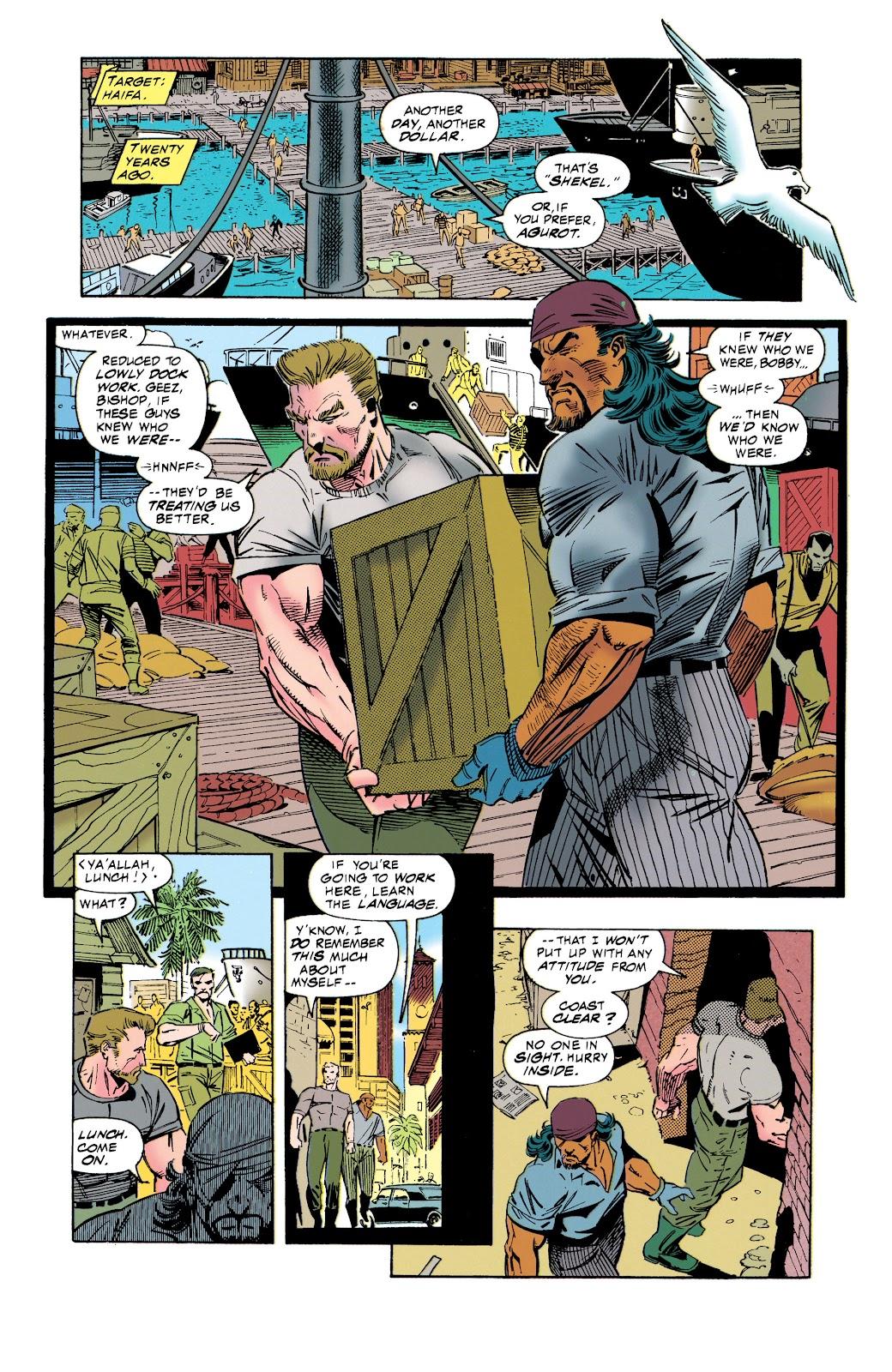 Uncanny X-Men (1963) issue 321 - Page 13