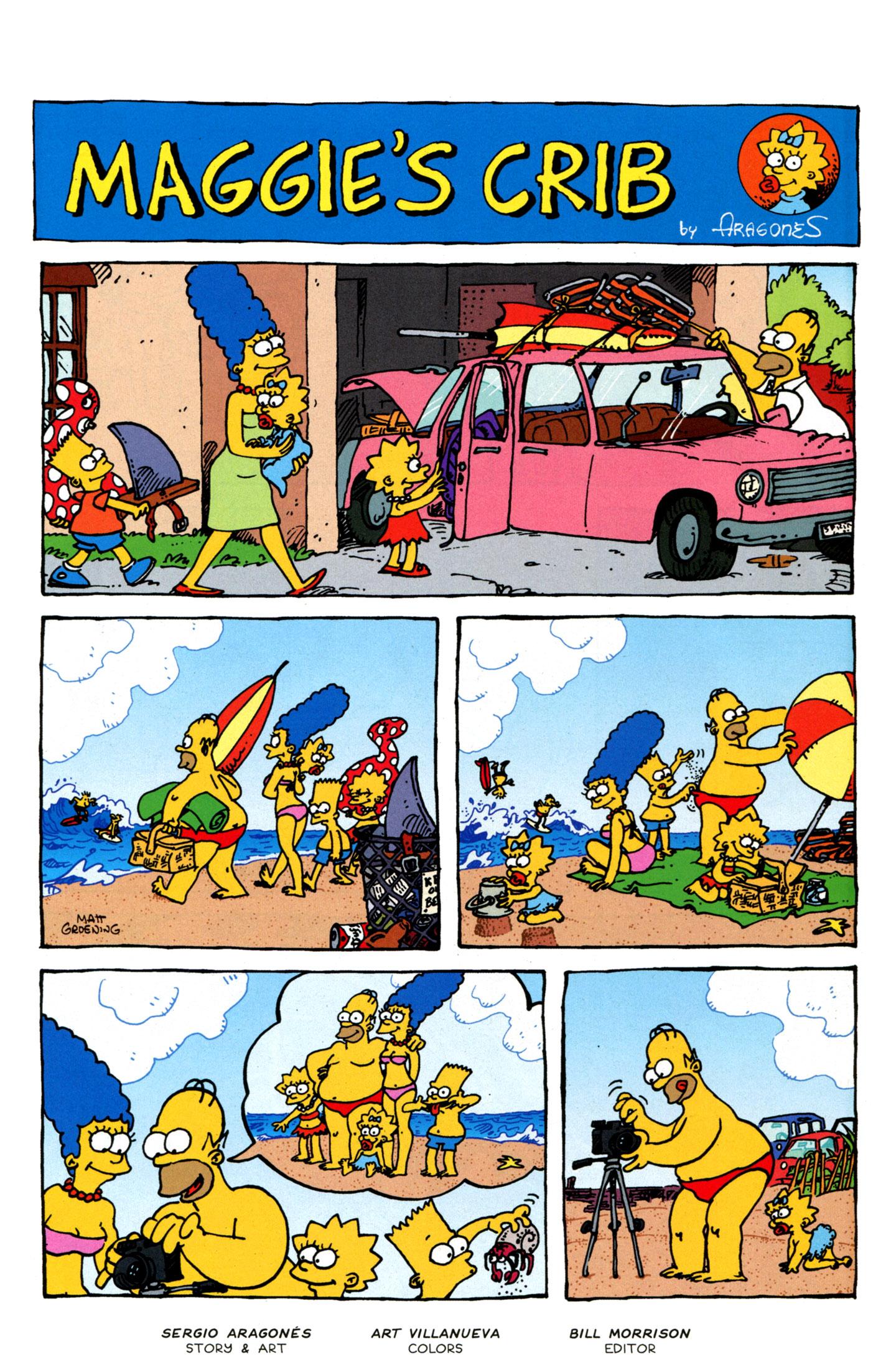 Read online Simpsons Comics Presents Bart Simpson comic -  Issue #63 - 23