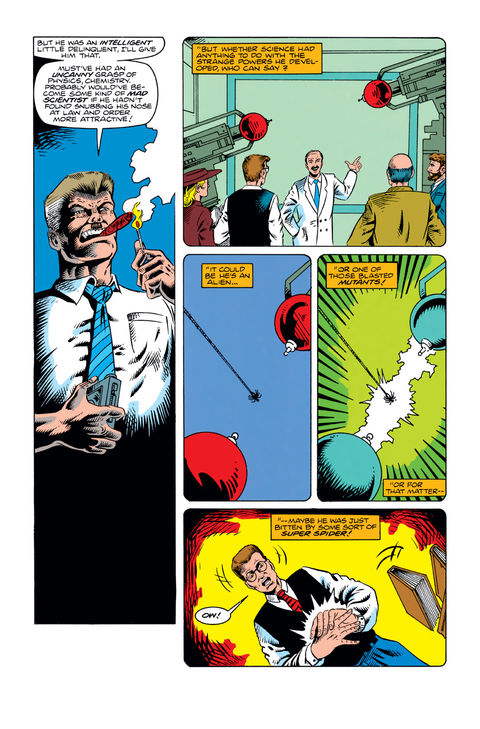 The Amazing Spider-Man (1963) 365 Page 39