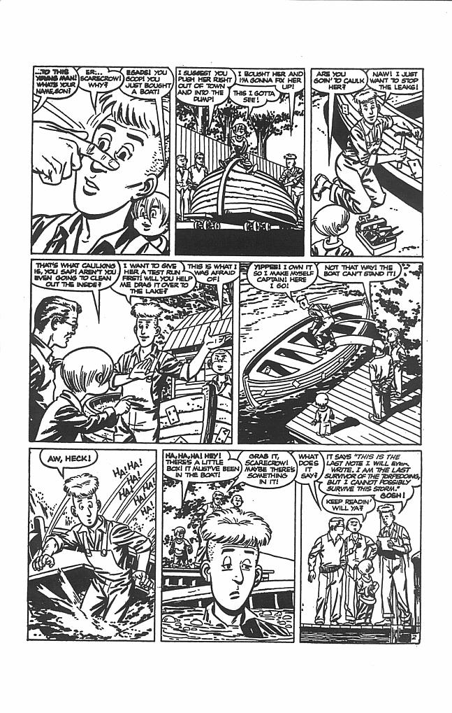 Read online Men of Mystery Comics comic -  Issue #40 - 34