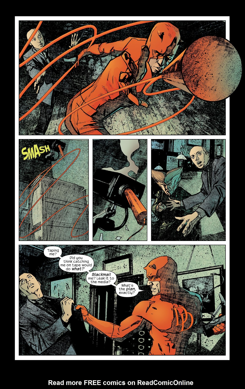 Read online Daredevil (1998) comic -  Issue # _Ultimate_Collection TPB 2 (Part 1) - 41