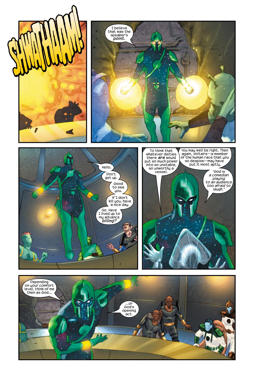 Captain Marvel (2002) Issue #15 #15 - English 17