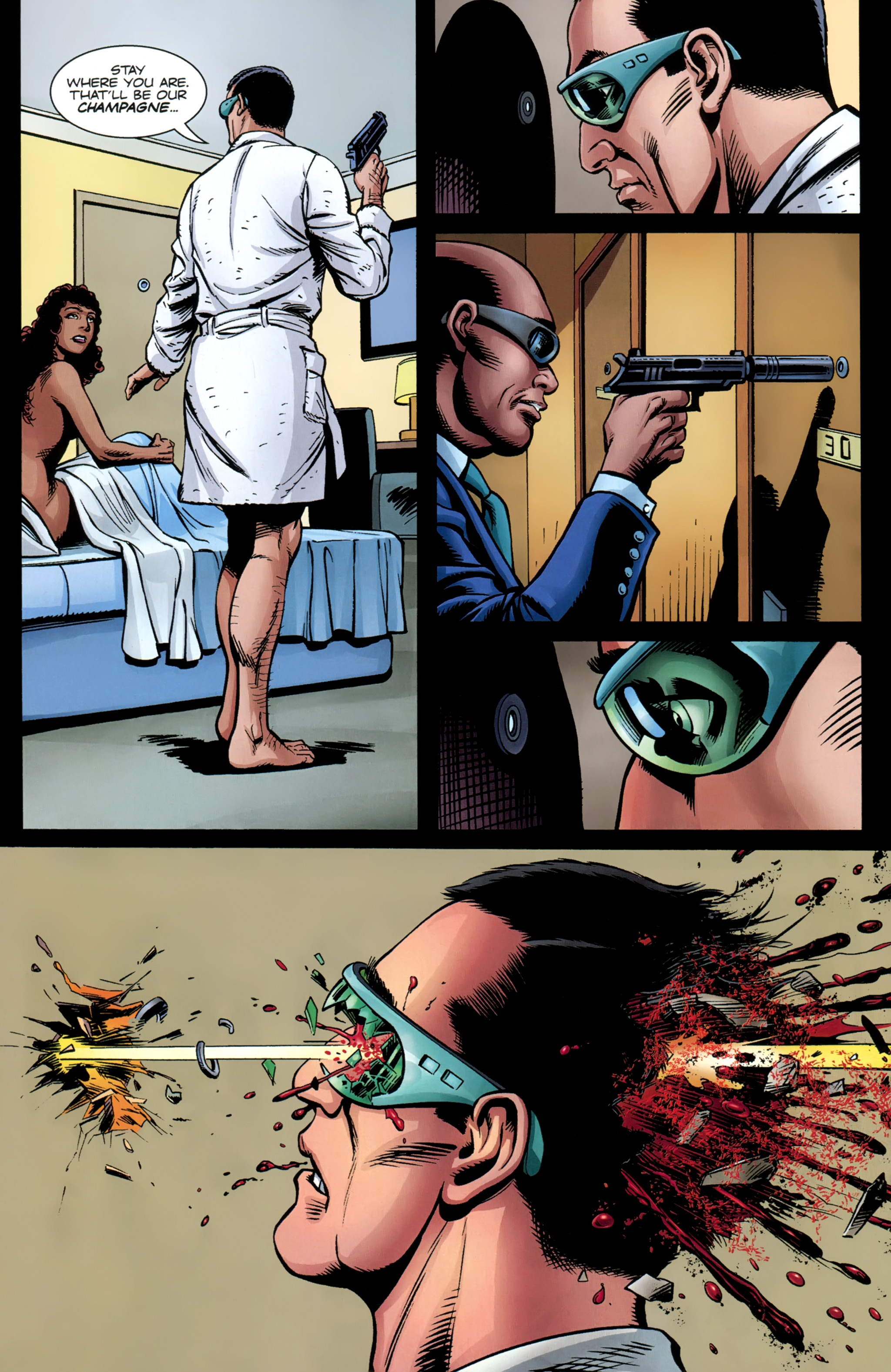 Read online Secret Service comic -  Issue #5 - 23