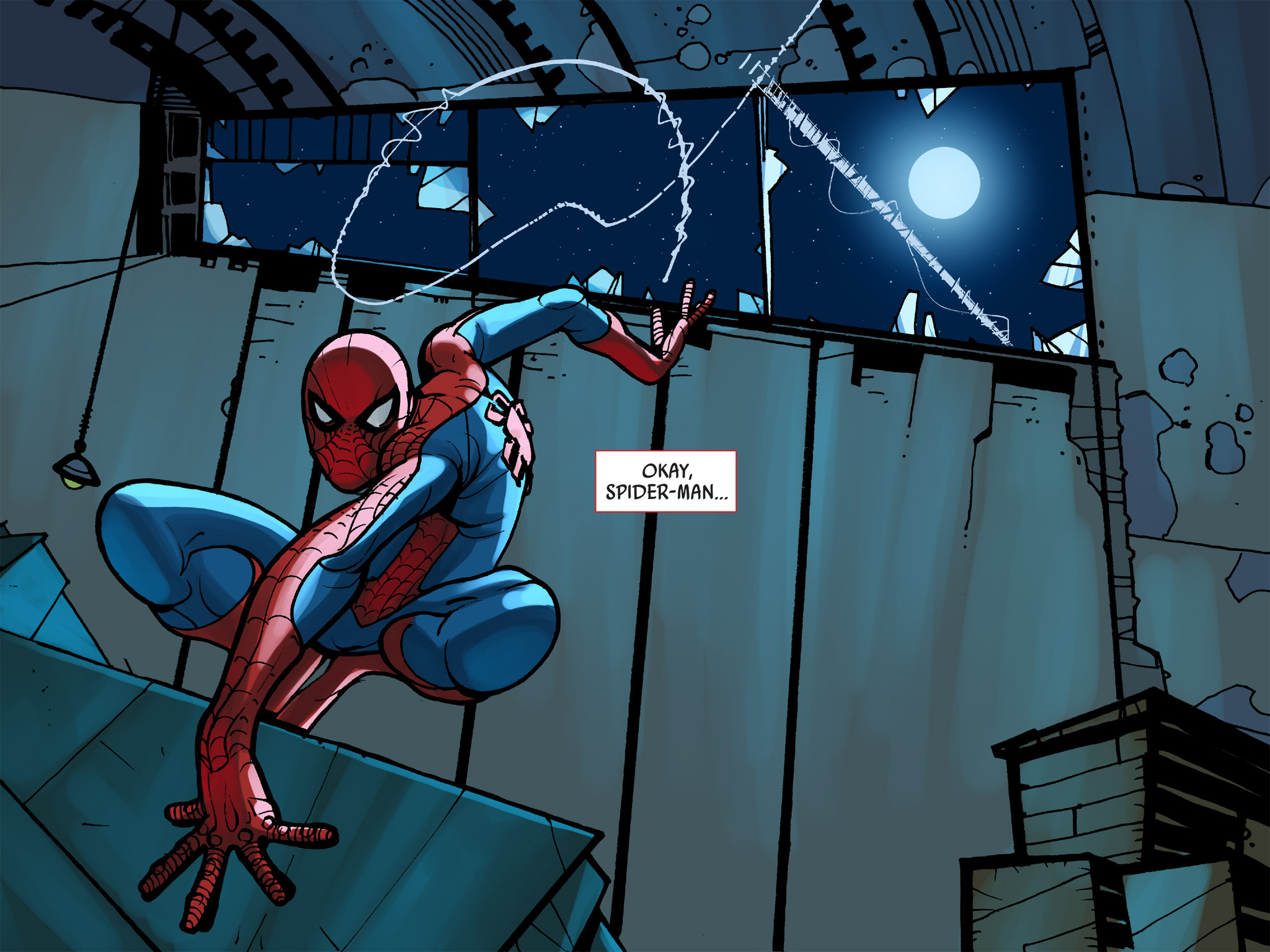 Read online Amazing Spider-Man: Who Am I? comic -  Issue # Full (Part 1) - 245
