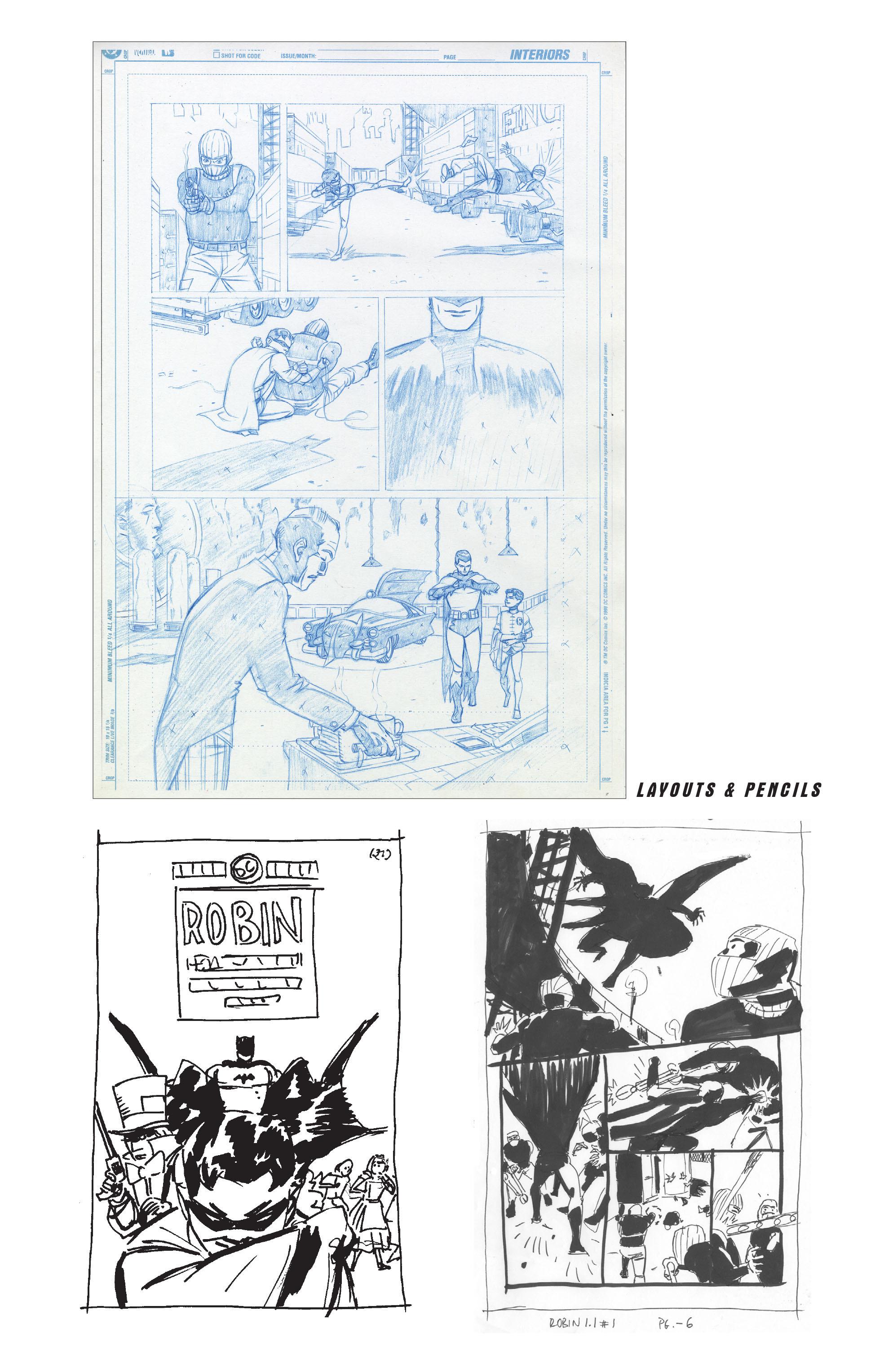 Read online Batgirl/Robin: Year One comic -  Issue # TPB 2 - 208