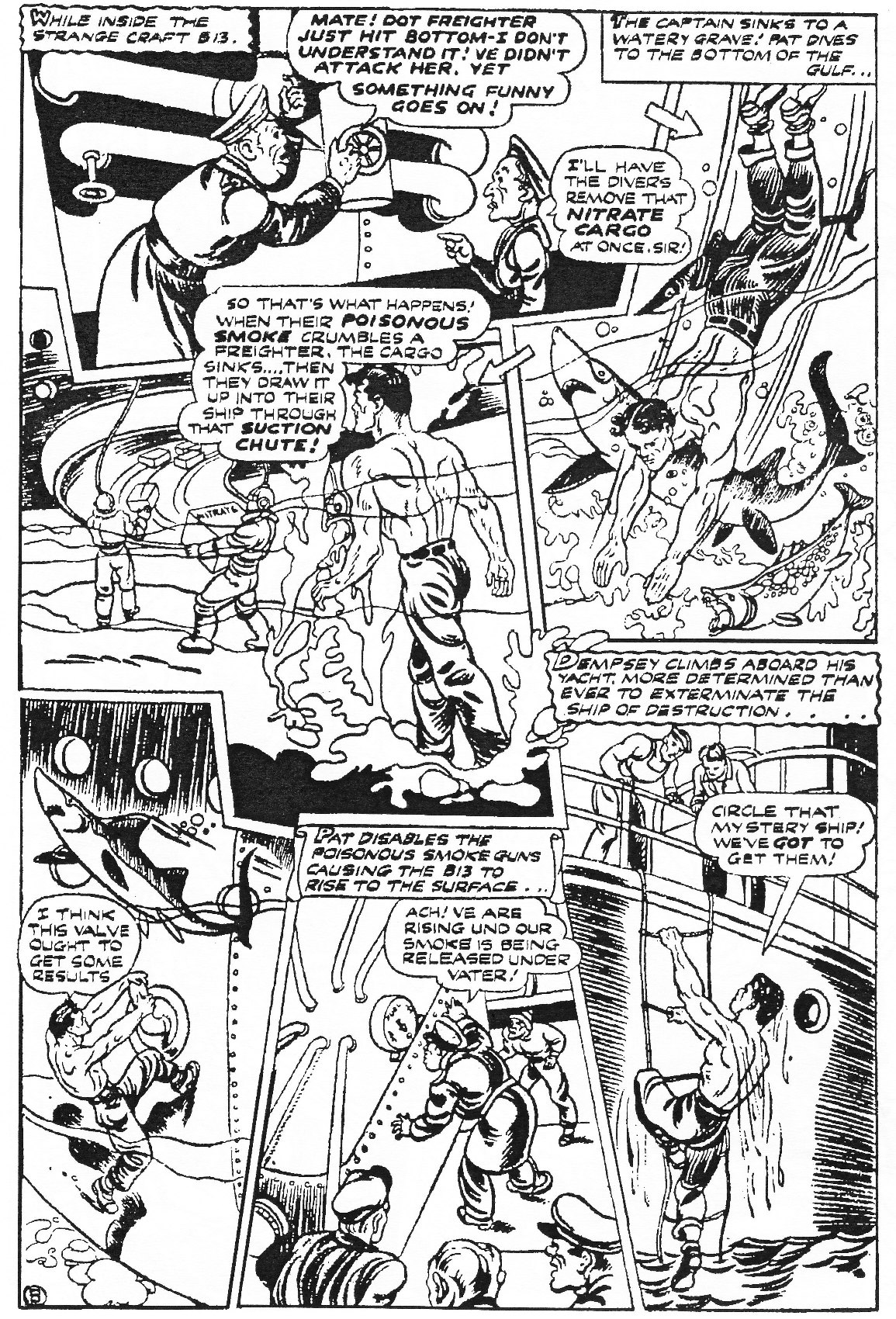 Read online Men of Mystery Comics comic -  Issue #77 - 48