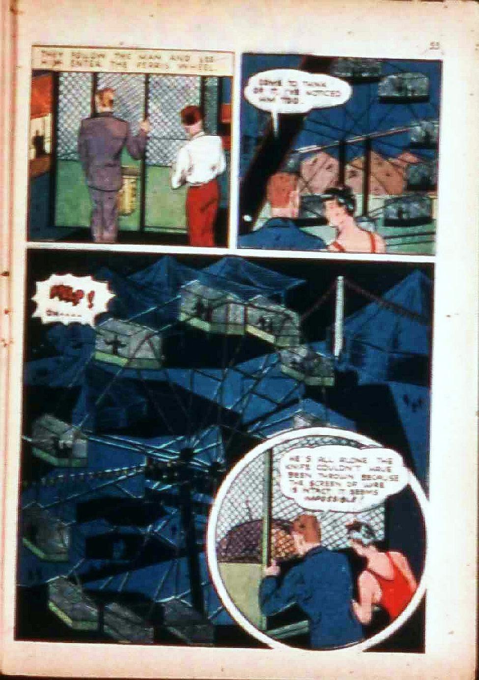 Read online Super-Magician Comics comic -  Issue #17 - 54