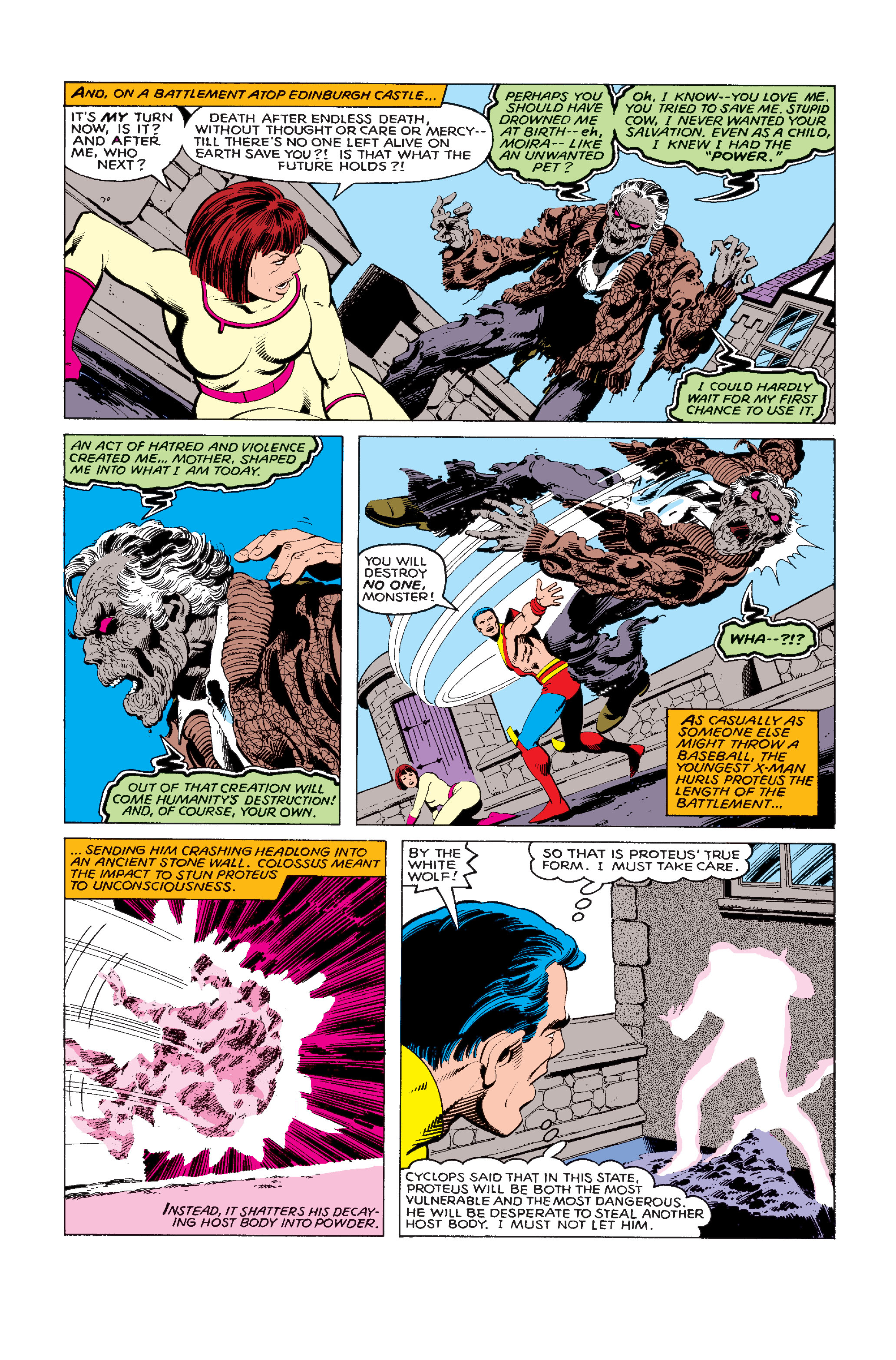 Read online Uncanny X-Men (1963) comic -  Issue #128 - 15