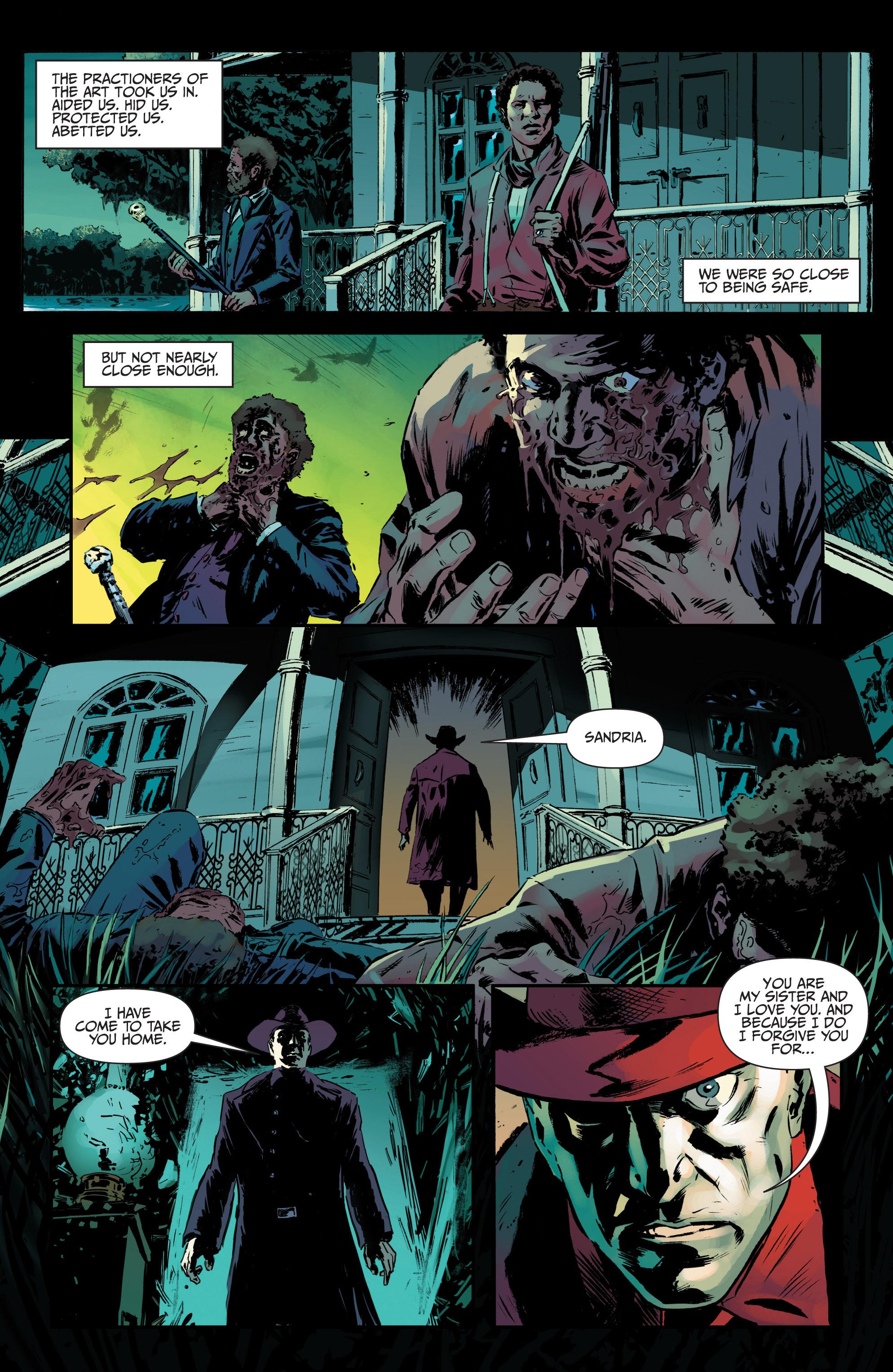 Read online Shadowman (2012) comic -  Issue #10 - 19