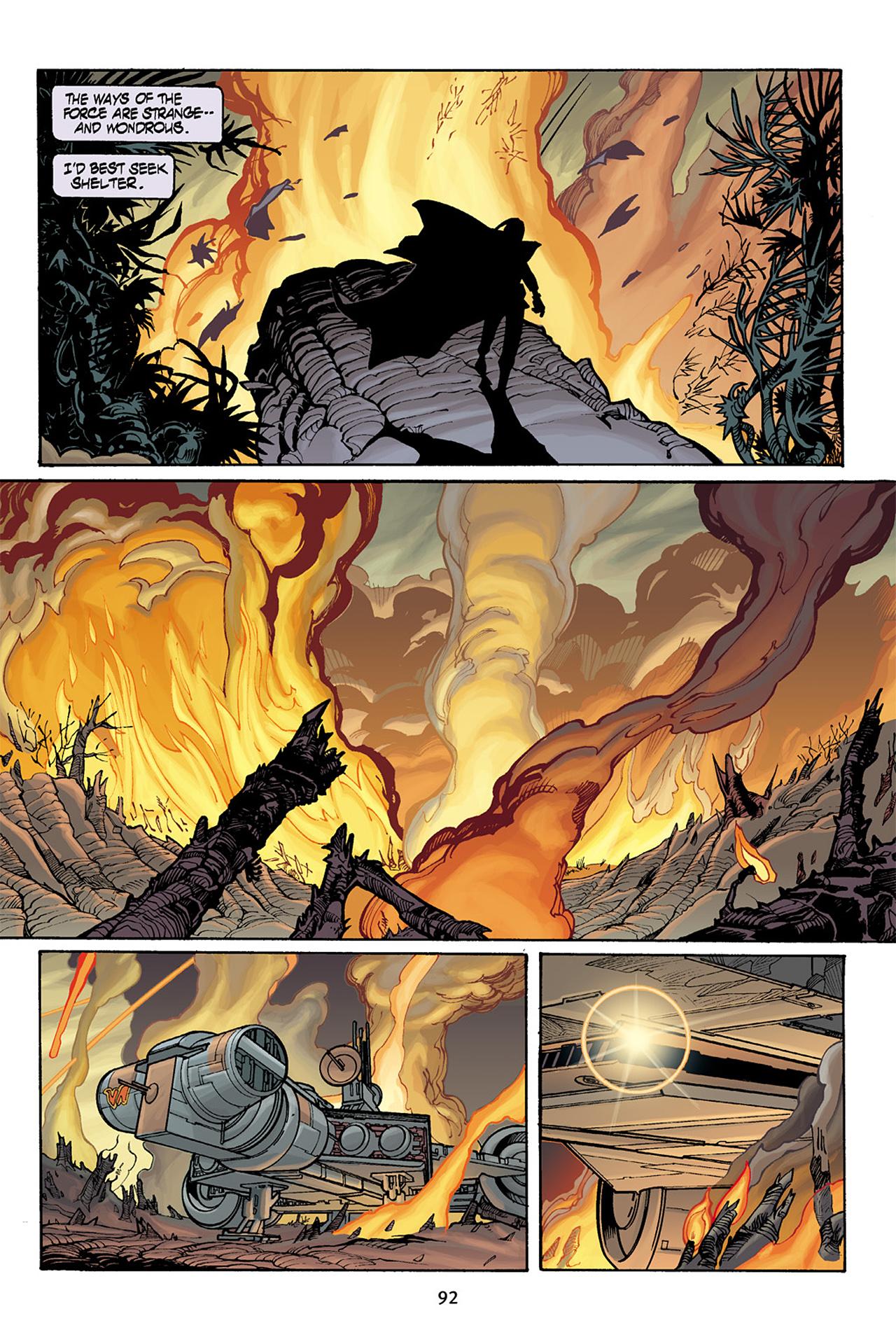 Read online Star Wars Omnibus comic -  Issue # Vol. 10 - 91