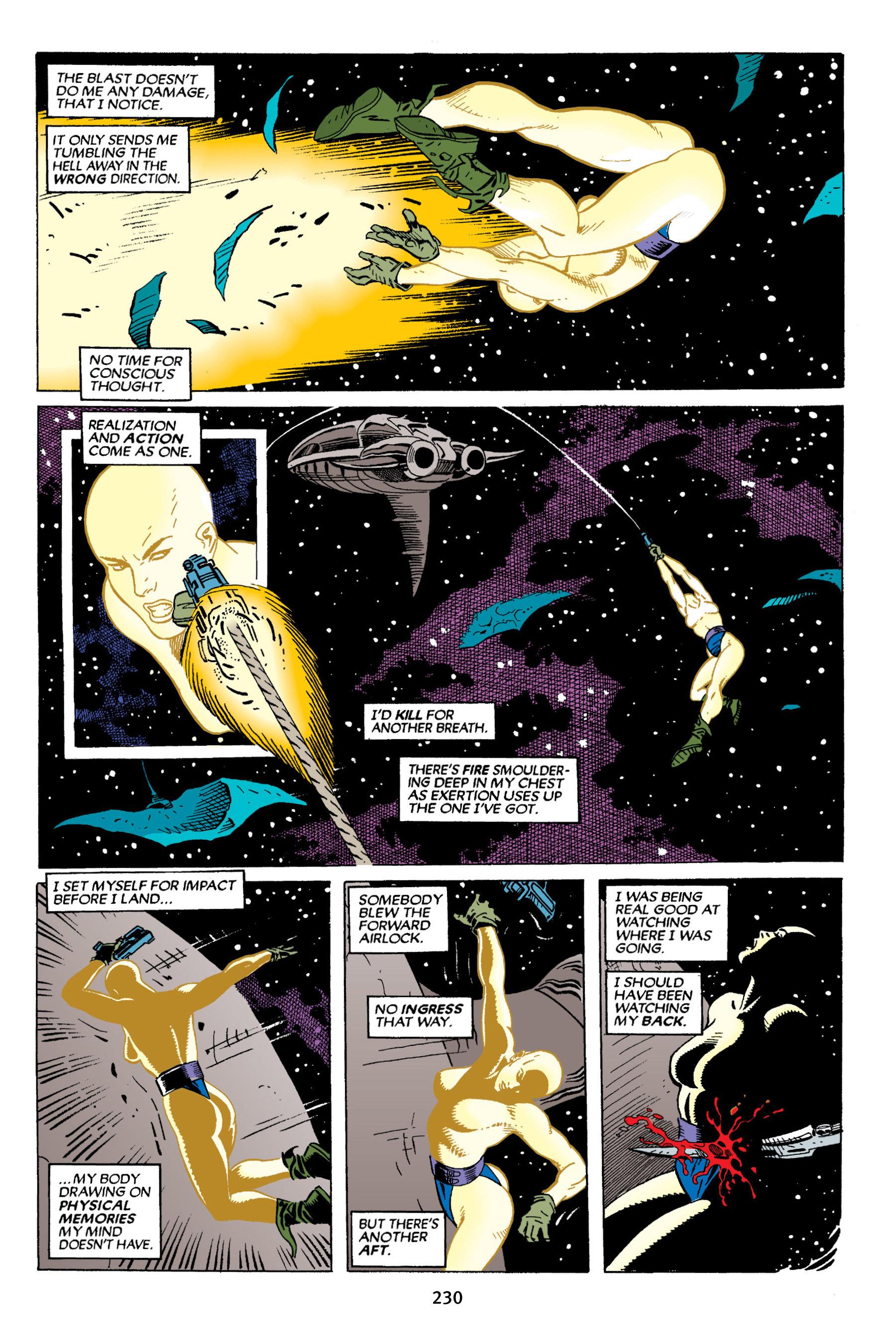 Read online Aliens vs. Predator Omnibus comic -  Issue # _TPB 2 Part 3 - 7