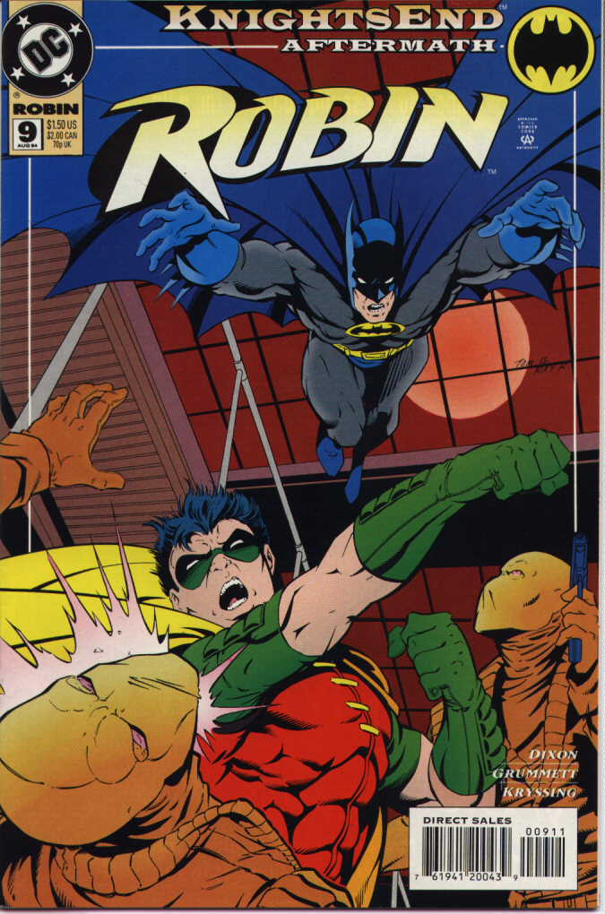 Batman: Knightfall Aftermath_-_1 Page 1
