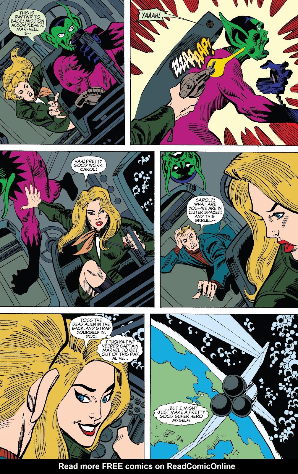 Read online Secret Invasion: Rise of the Skrulls comic -  Issue # TPB (Part 4) - 96