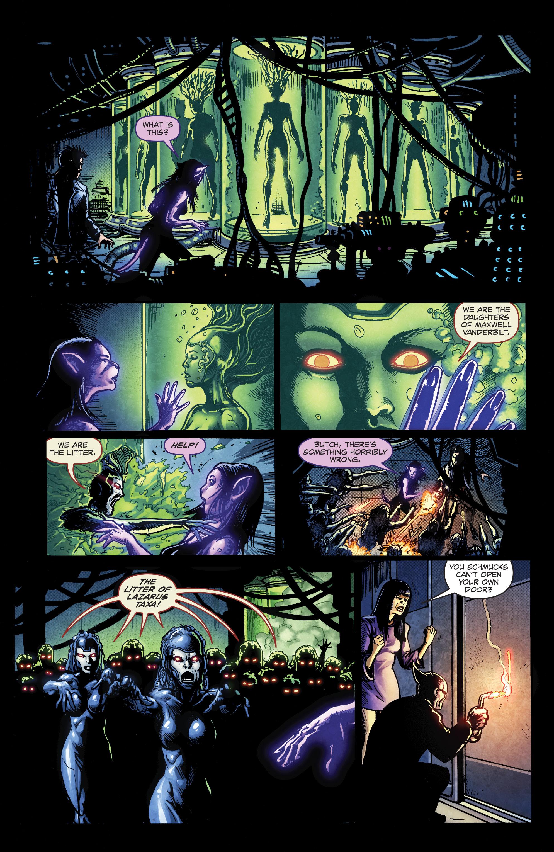 Read online Ballistic (2013) comic -  Issue #5 - 16