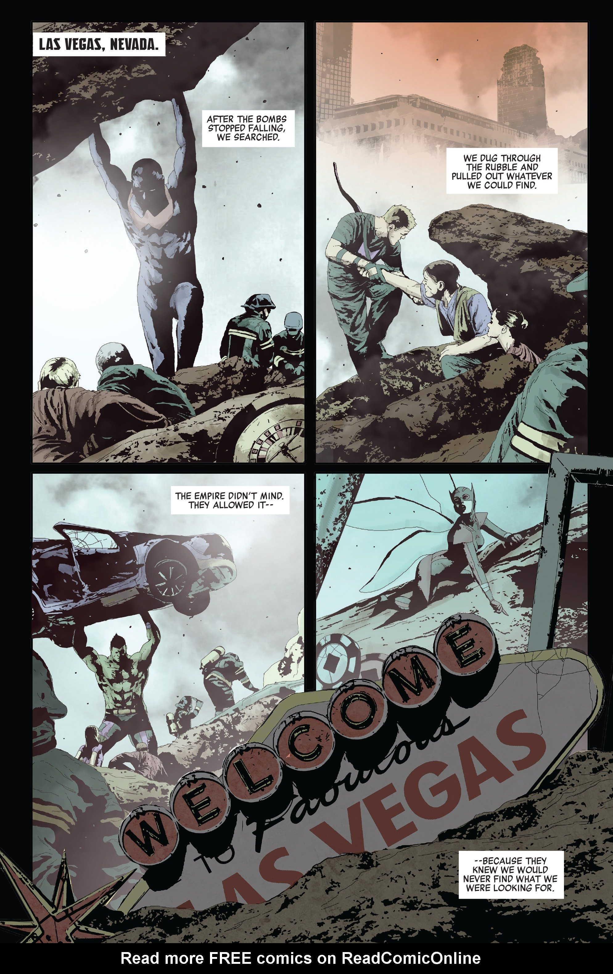 Read online Secret Empire comic -  Issue #2 - 3