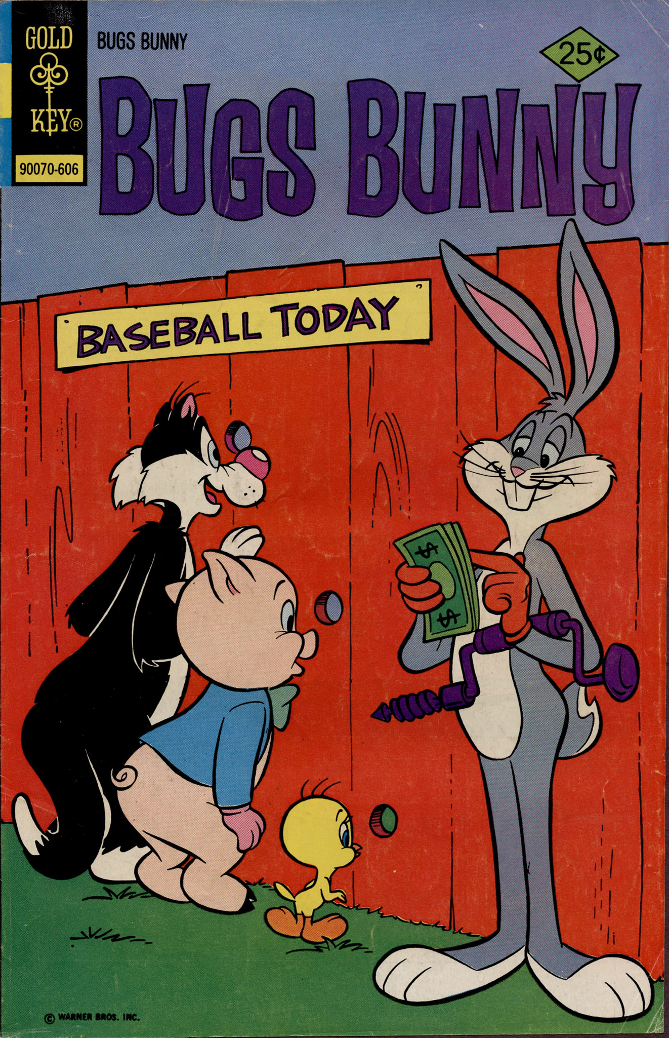 Bugs Bunny 173 Page 1