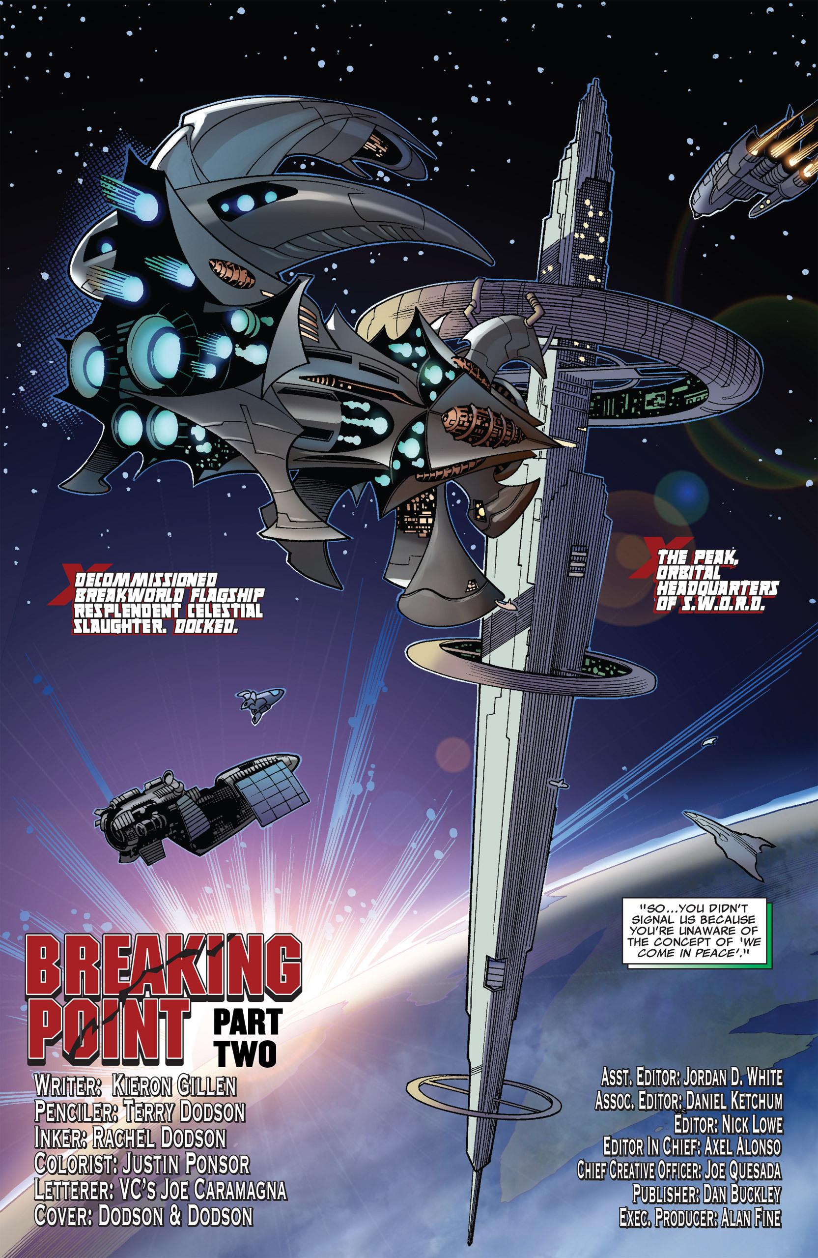 Read online Uncanny X-Men (1963) comic -  Issue #536 - 3