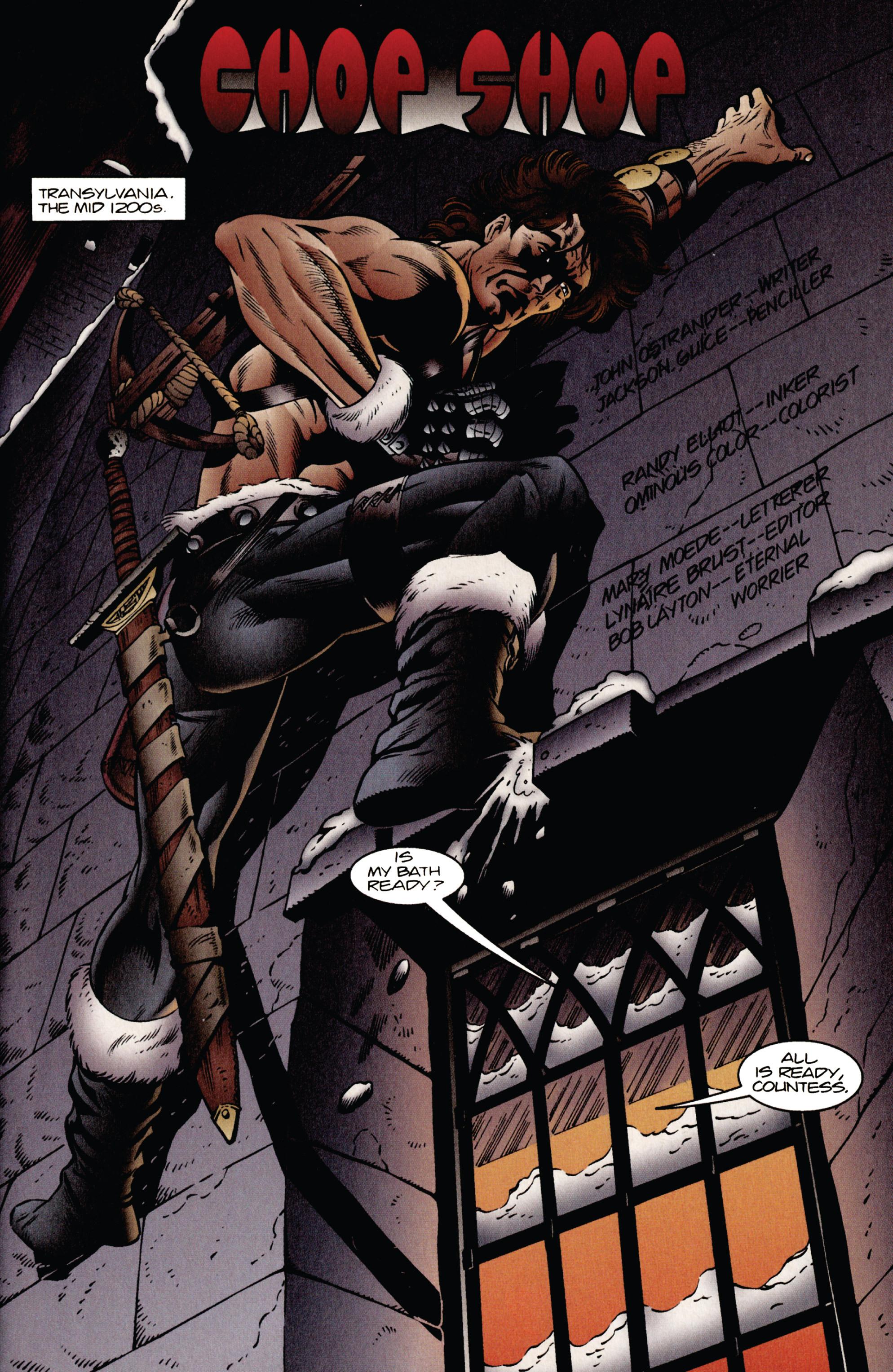 Read online Eternal Warrior (1992) comic -  Issue #39 - 2