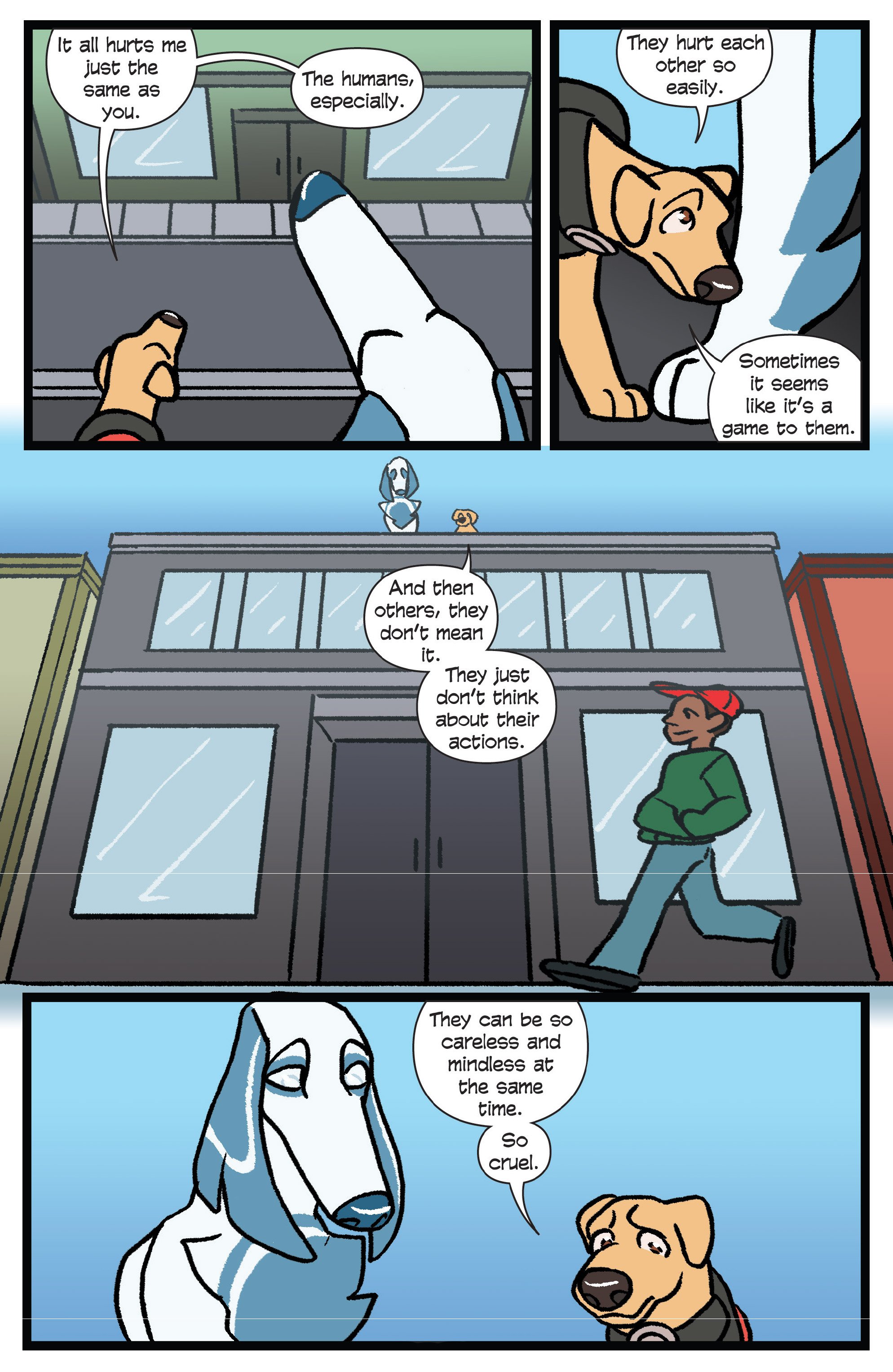Read online Action Lab, Dog of Wonder comic -  Issue #6 - 14