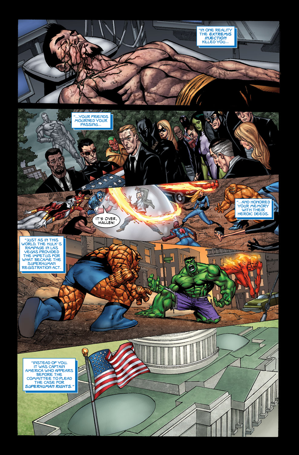 What If? Civil War issue Full - Page 5