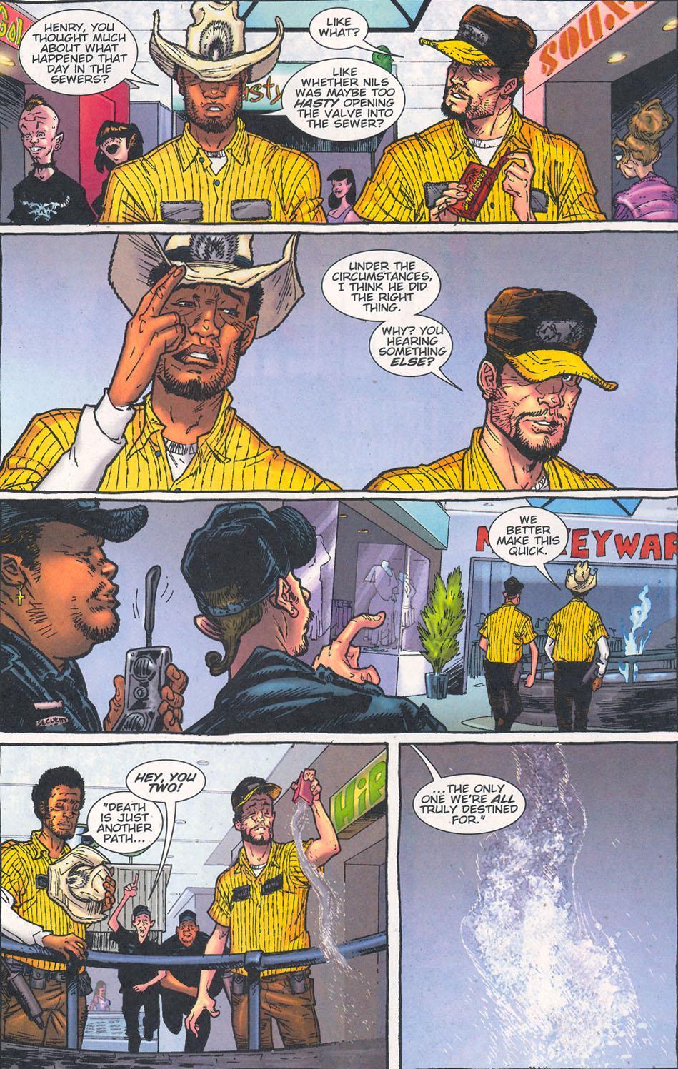 Read online The Exterminators comic -  Issue #15 - 13