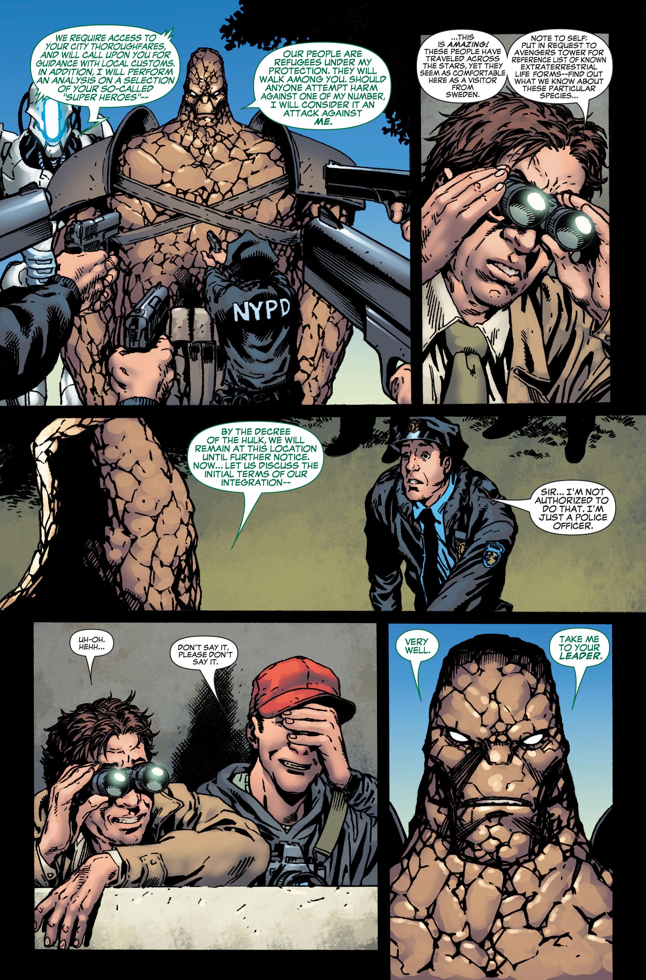 Read online World War Hulk: Front Line comic -  Issue #1 - 15