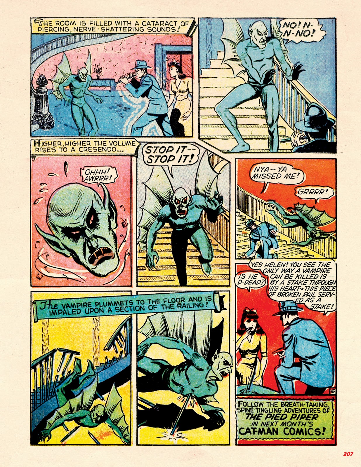Read online Super Weird Heroes comic -  Issue # TPB 2 (Part 3) - 7