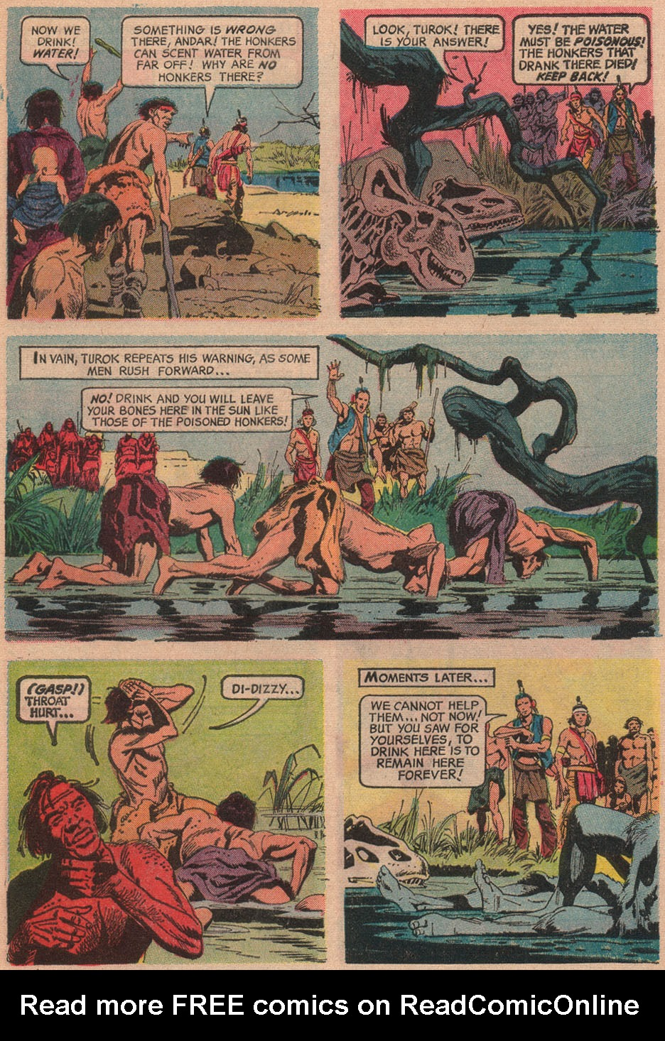 Read online Turok, Son of Stone comic -  Issue #53 - 9