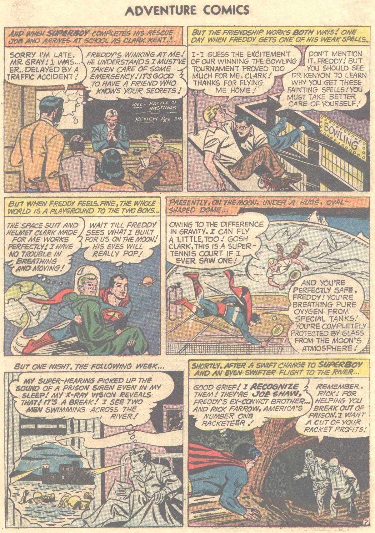 Read online Adventure Comics (1938) comic -  Issue #319 - 31