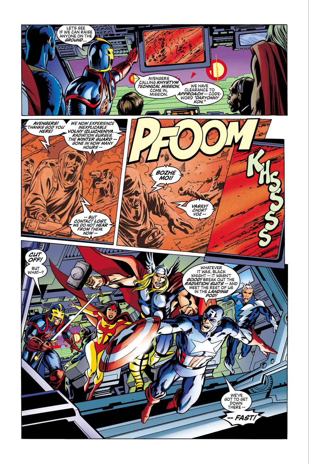 Read online Avengers (1998) comic -  Issue #41 - 9