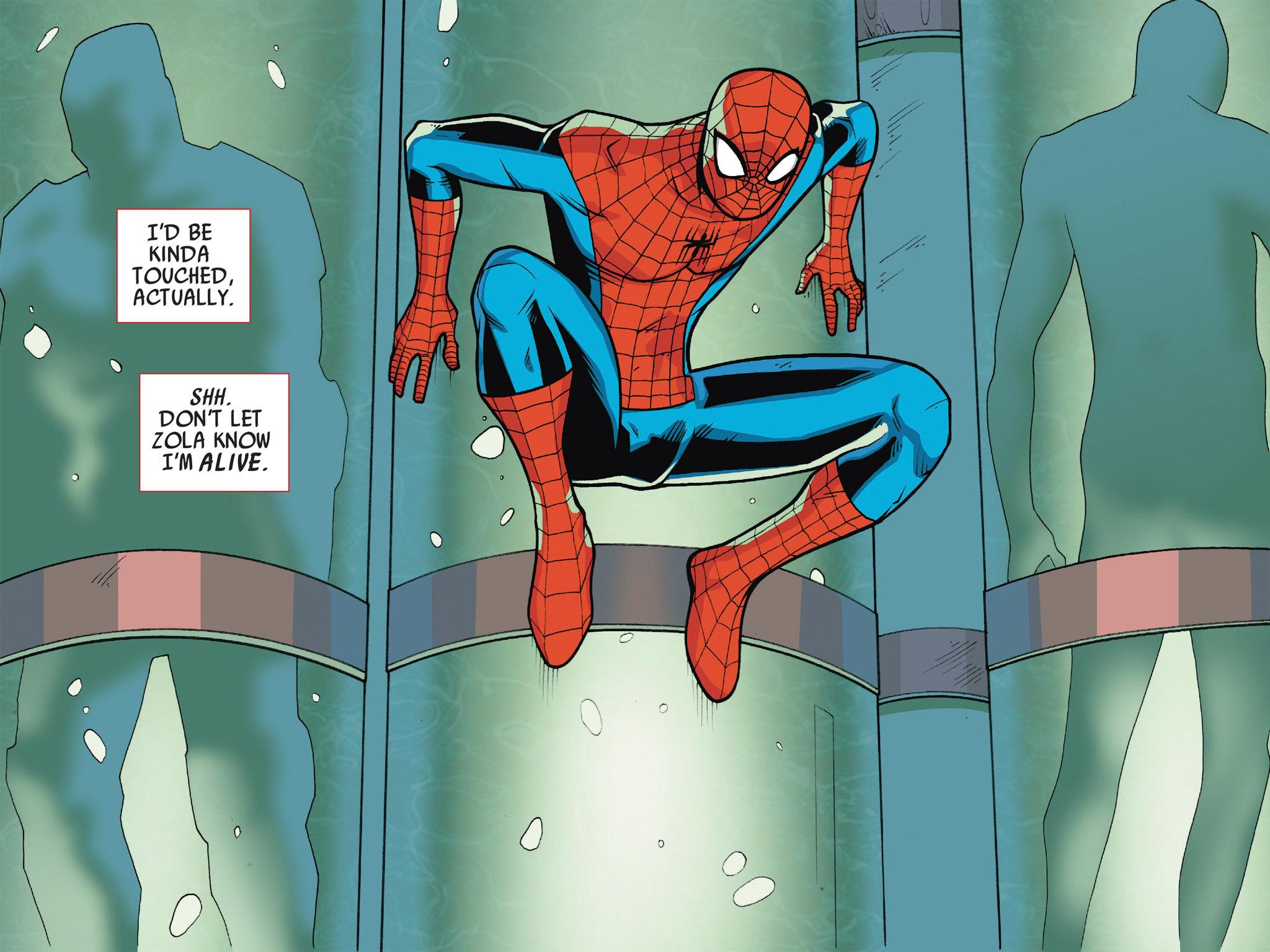 Read online Ultimate Spider-Man (Infinite Comics) (2016) comic -  Issue #5 - 27