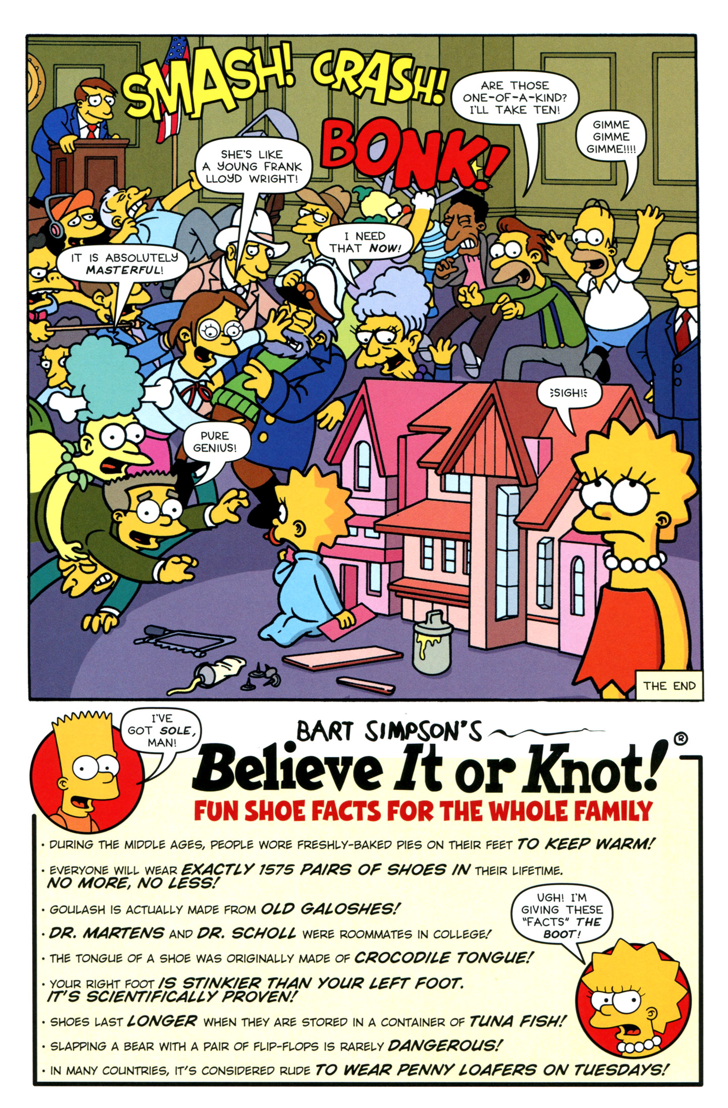 Read online Simpsons Comics Presents Bart Simpson comic -  Issue #75 - 25