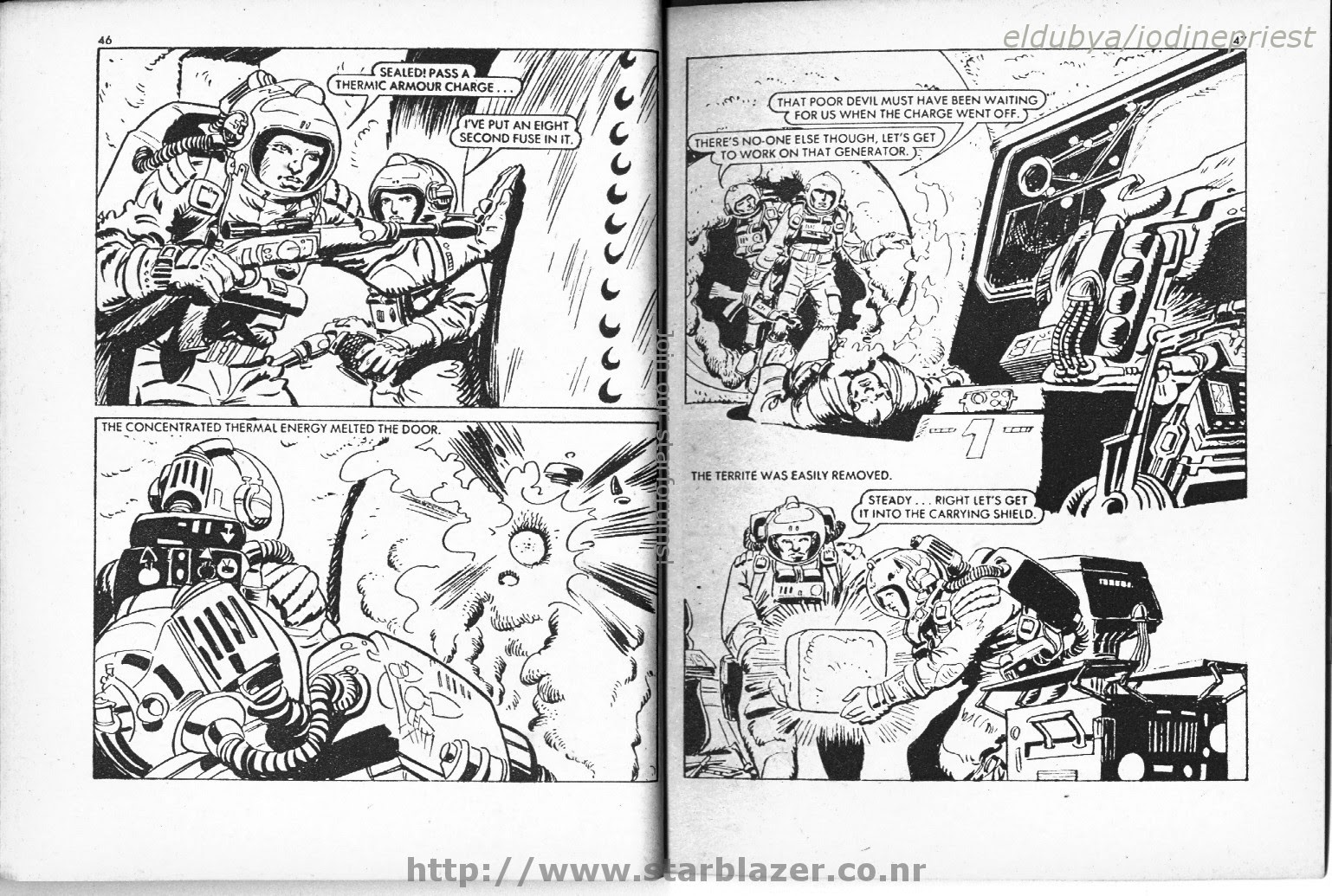 Starblazer issue 33 - Page 25