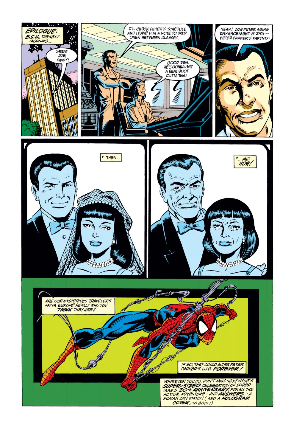 The Amazing Spider-Man (1963) 364 Page 22