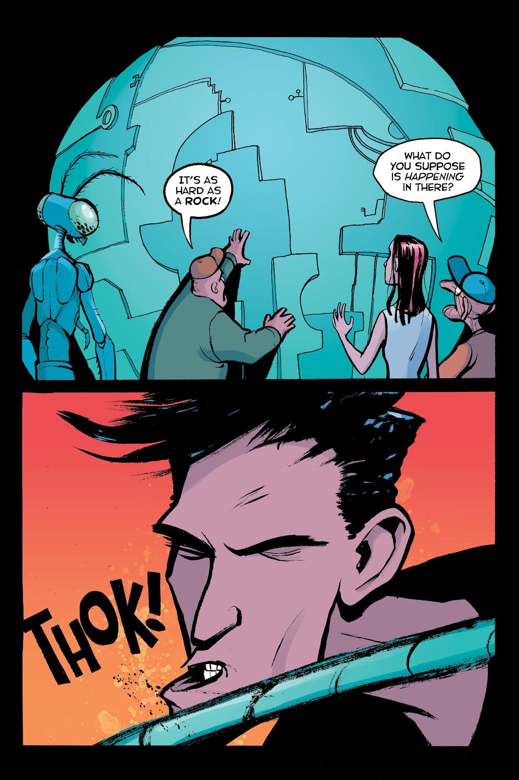 Read online Creature Tech (2019) comic -  Issue # TPB (Part 2) - 93