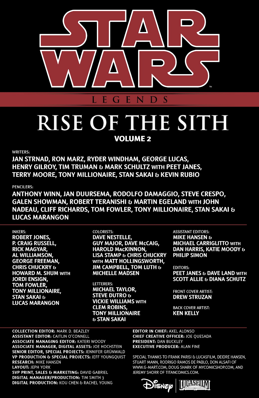 Read online Star Wars Legends: Rise of the Sith - Epic Collection comic -  Issue # TPB 2 (Part 1) - 3
